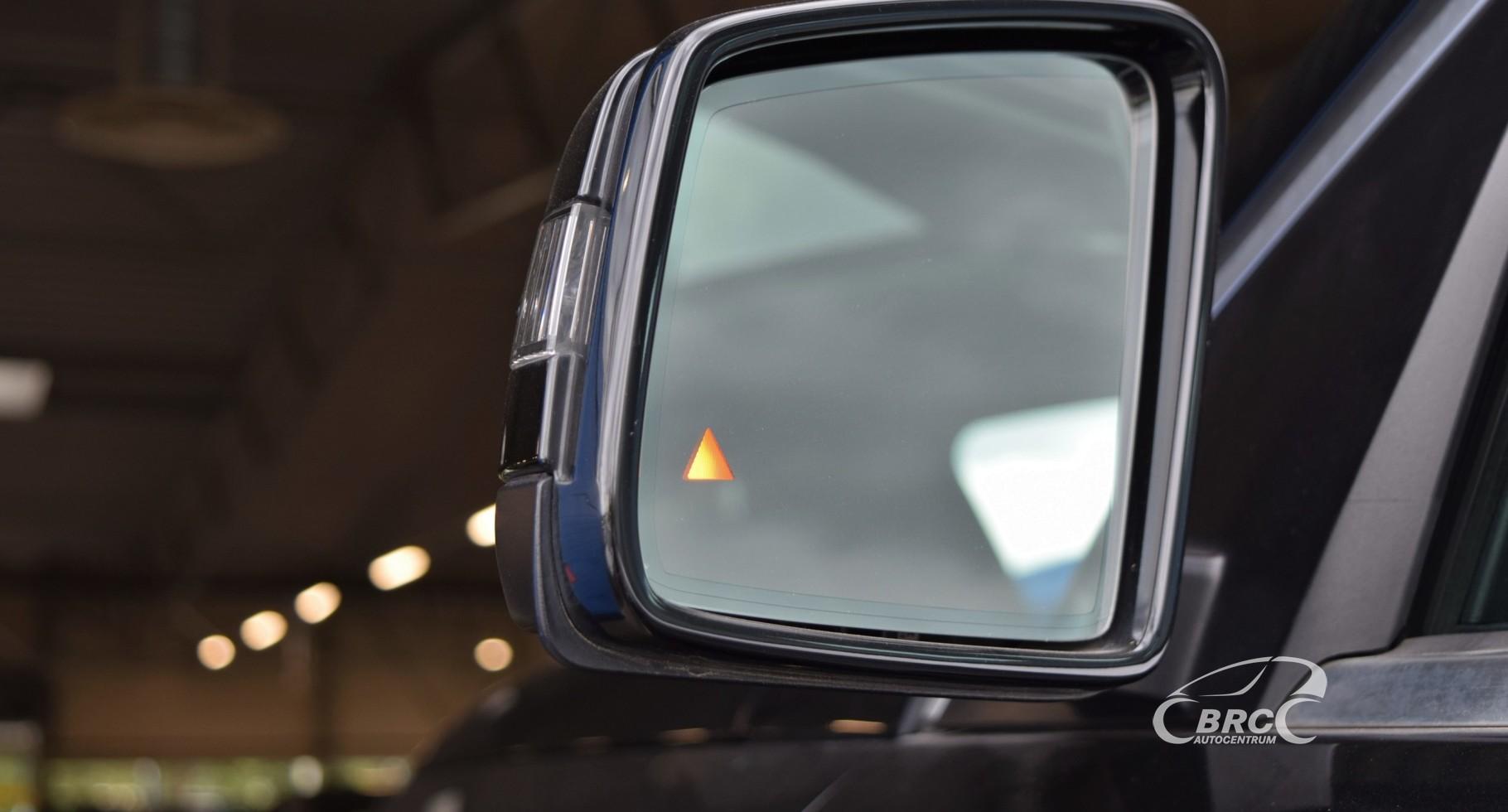 Mercedes-Benz GL 350 Bluetec 4Matic 7 seats