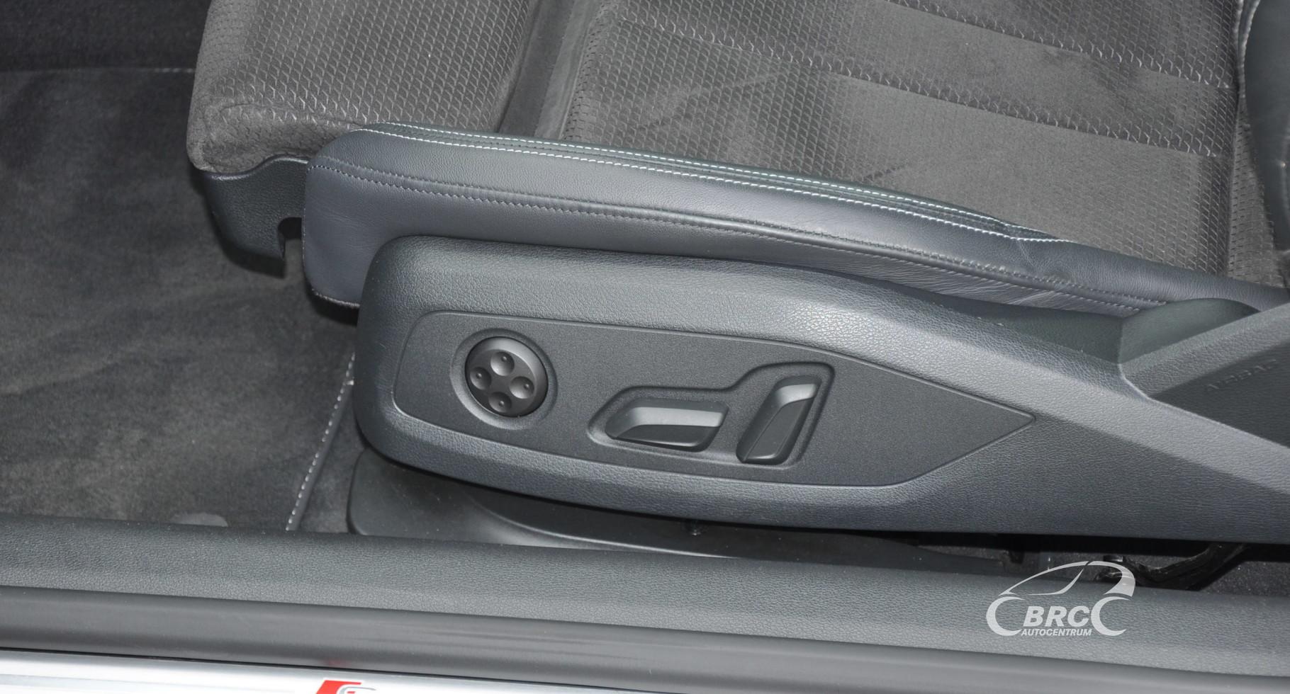 Audi A5 2.0 TFSI Quattro S-Line