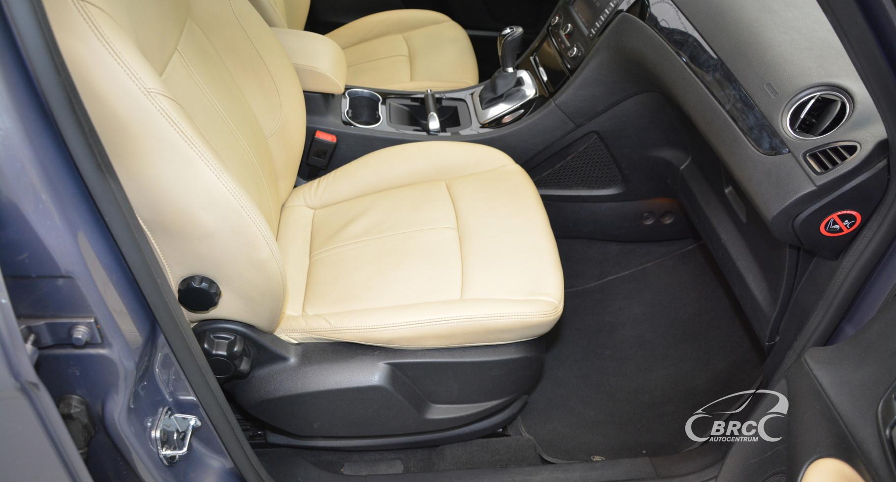 Ford Galaxy 2.0 TDCi Individual Automatas