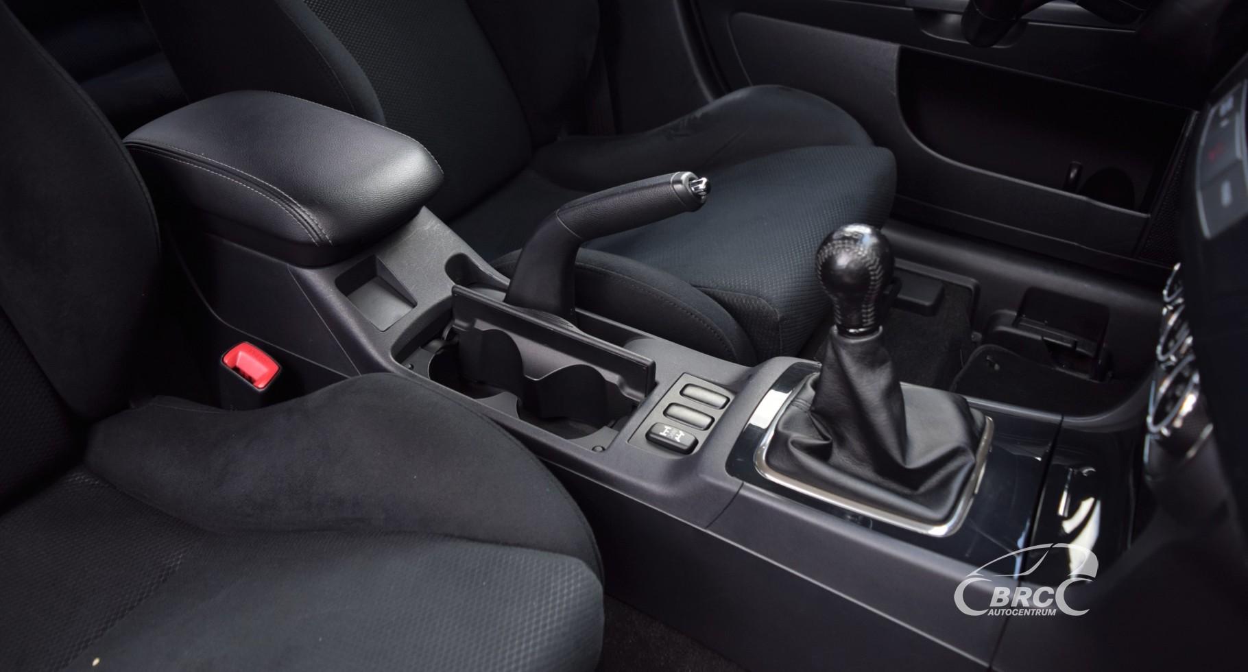 Mitsubishi Lancer Evolution X GSR EU spec