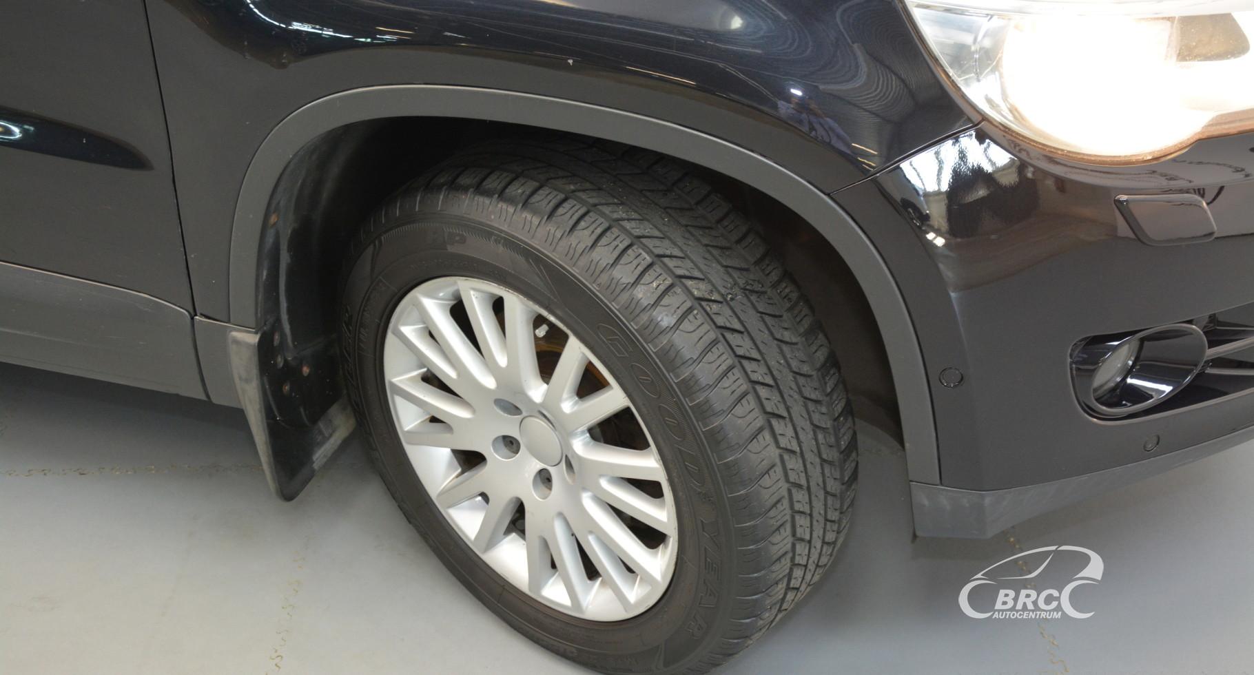 Volkswagen Tiguan 2.0 TSI 4Motion Automatas