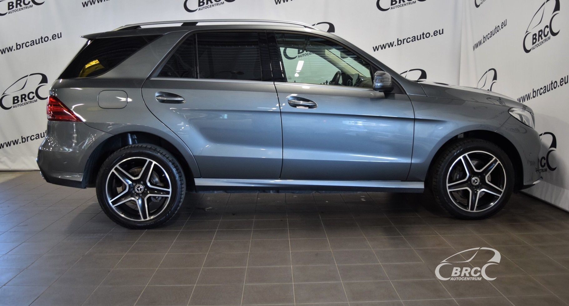 Mercedes-Benz GLE 350 d 4Matic AMG Design V6 BlueTec