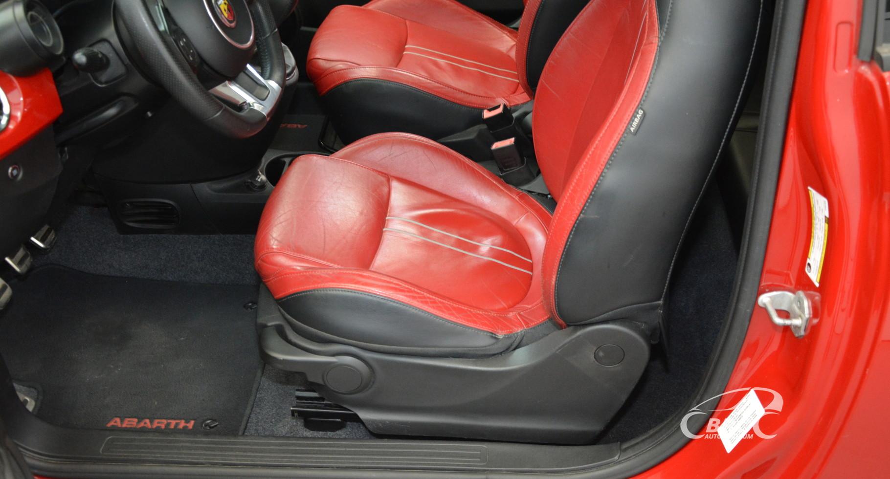 Fiat 500 Abarth 1.4 i