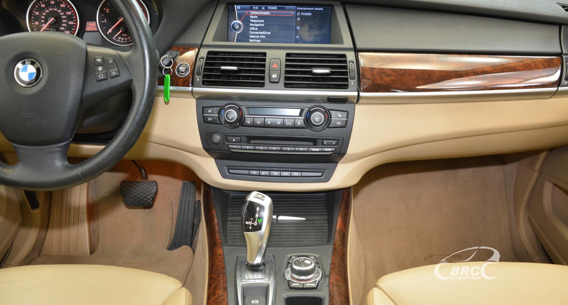 BMW X5 3.5i xDrive Automatas