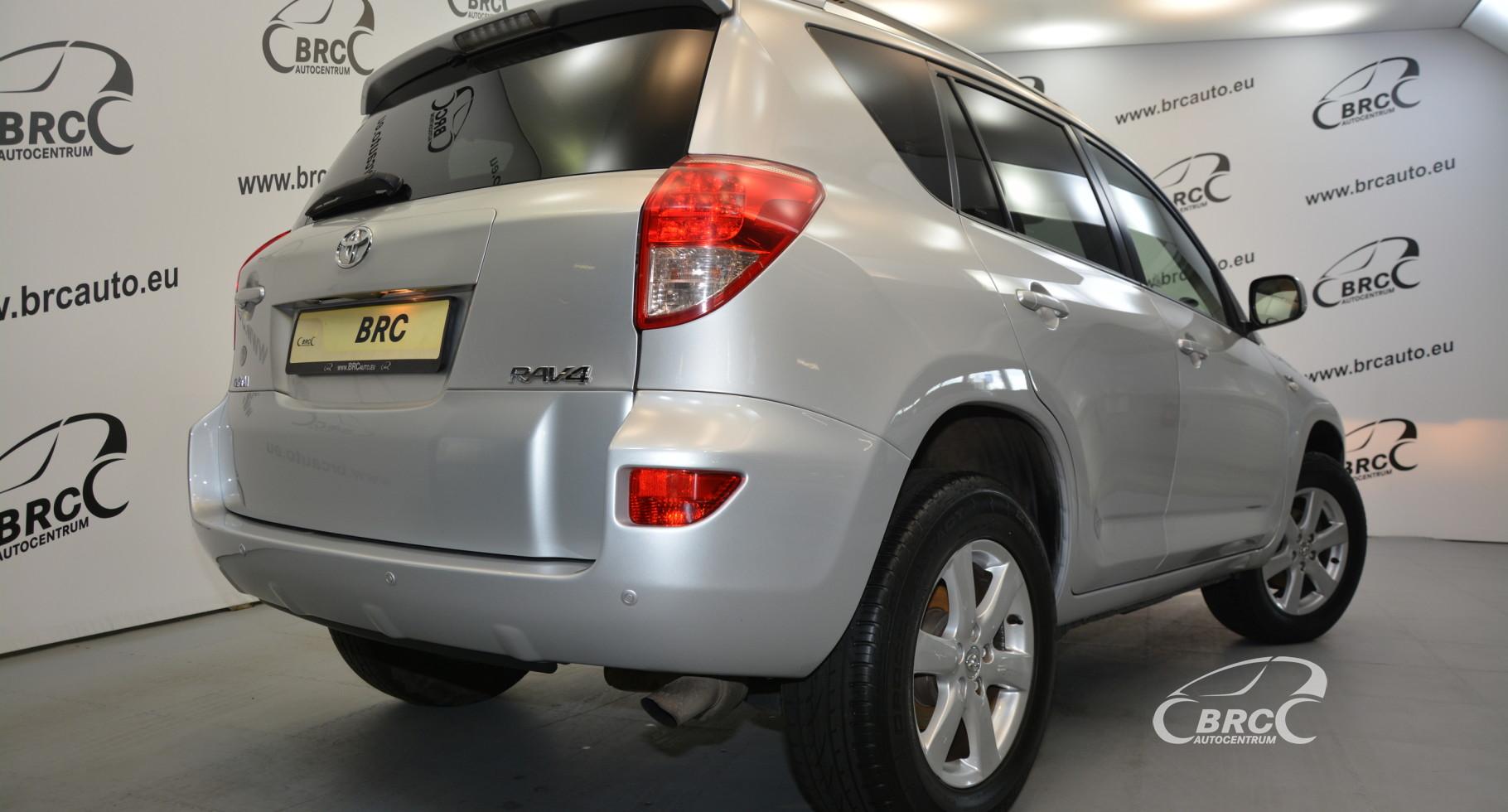 Toyota RAV 4 2.2 D-4D 4WD Executive