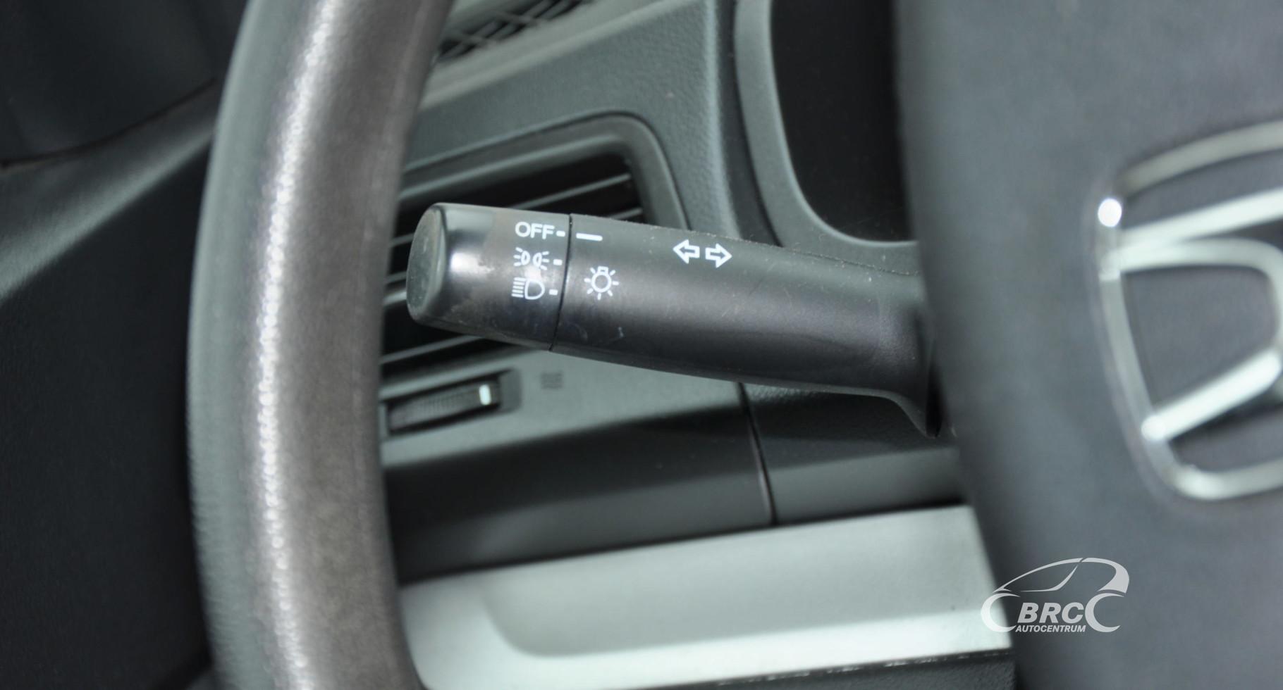 Honda CR-V 2.4 i-VTEC AWD Automatas