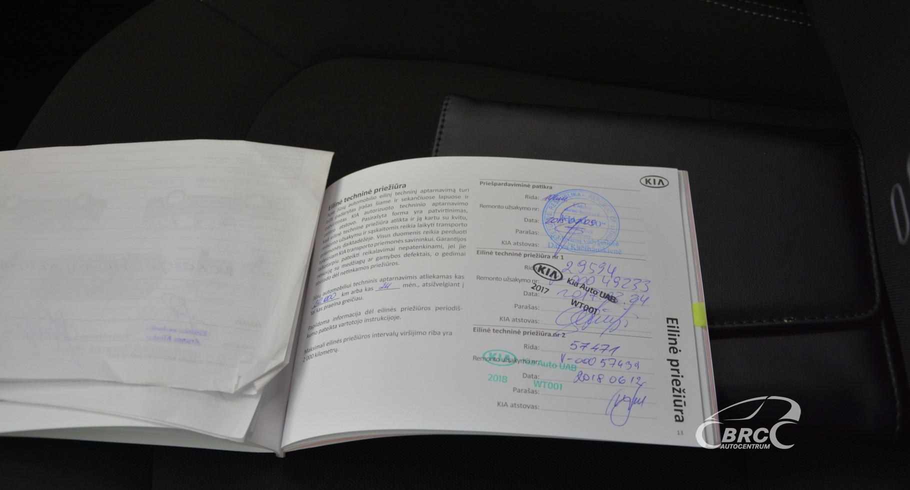 Kia Sportage 1.7 CRDi EX 2WD