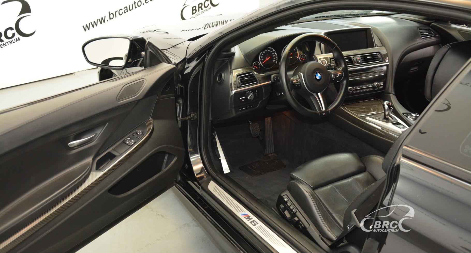 BMW M6 SMG Automatas