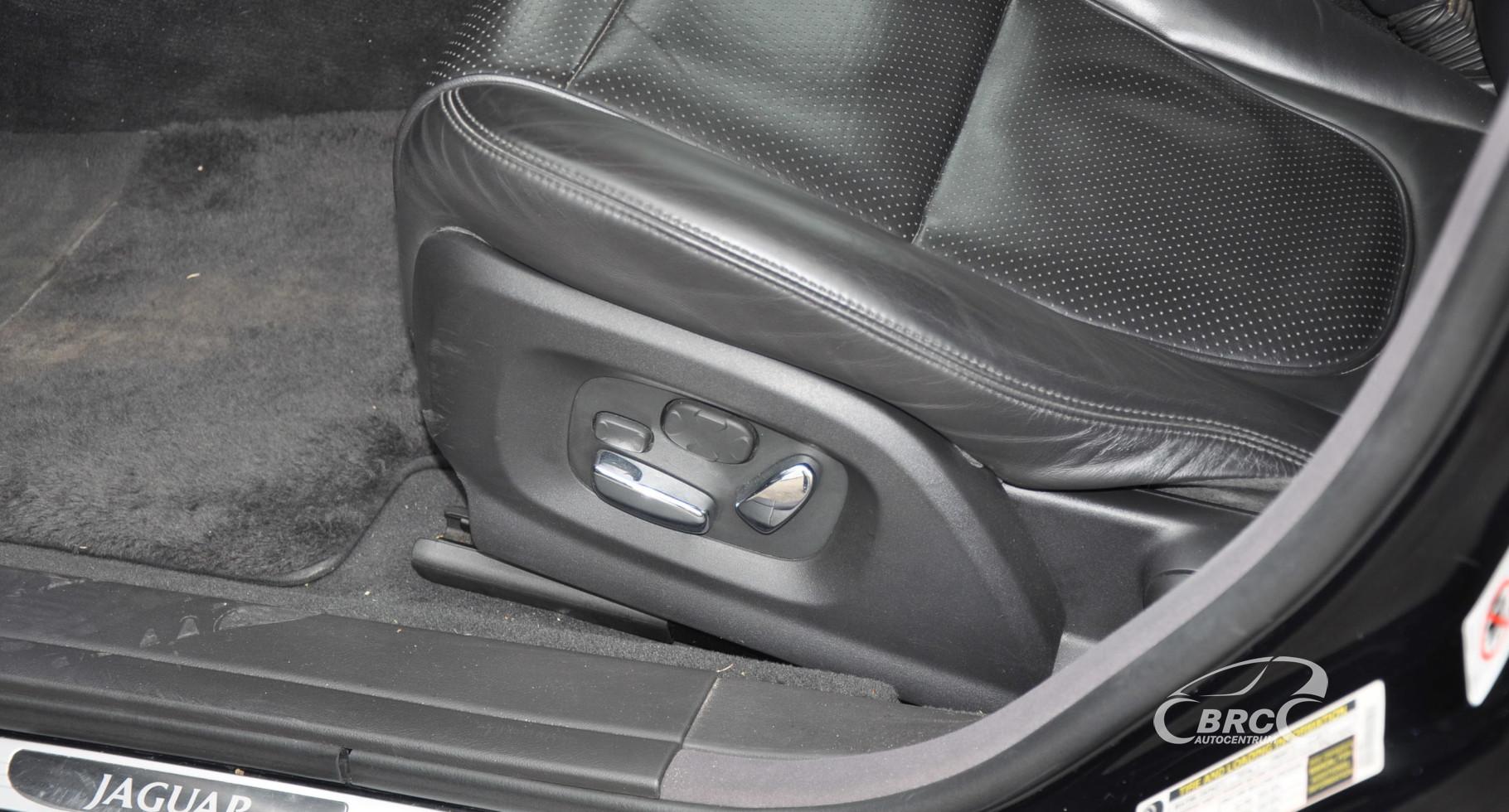 Jaguar XJ 4.2i V8 Vanden Plas Automatas