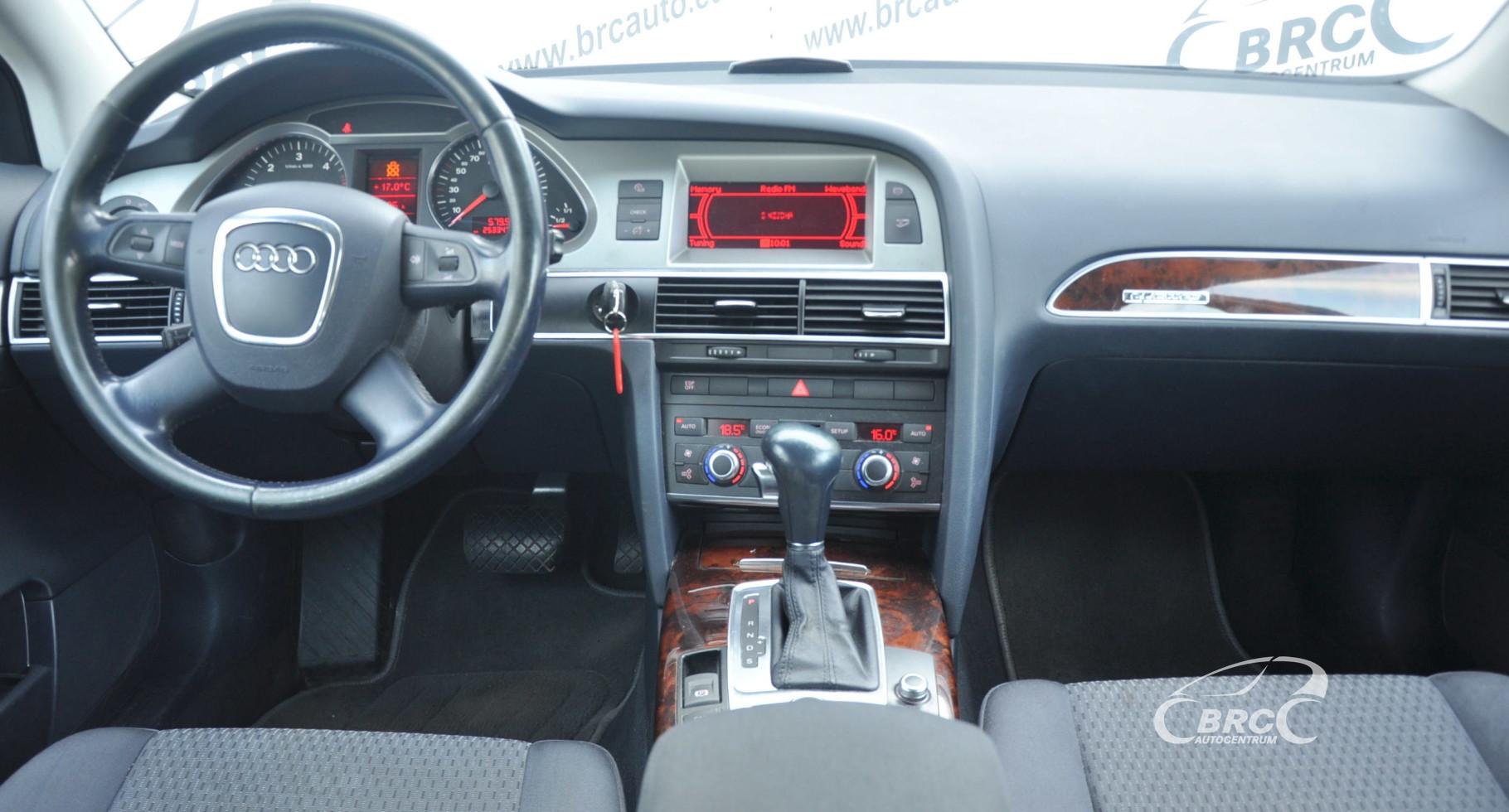 Audi A6 3.0TDI Quattro Automatas