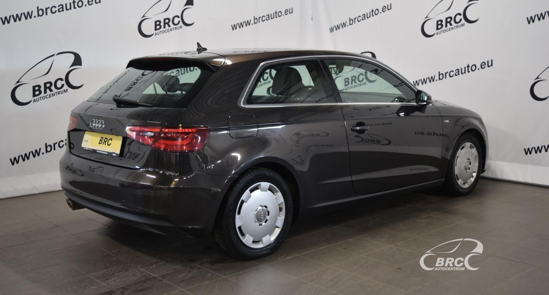 Audi A3 S-Line TDi S-Tronic