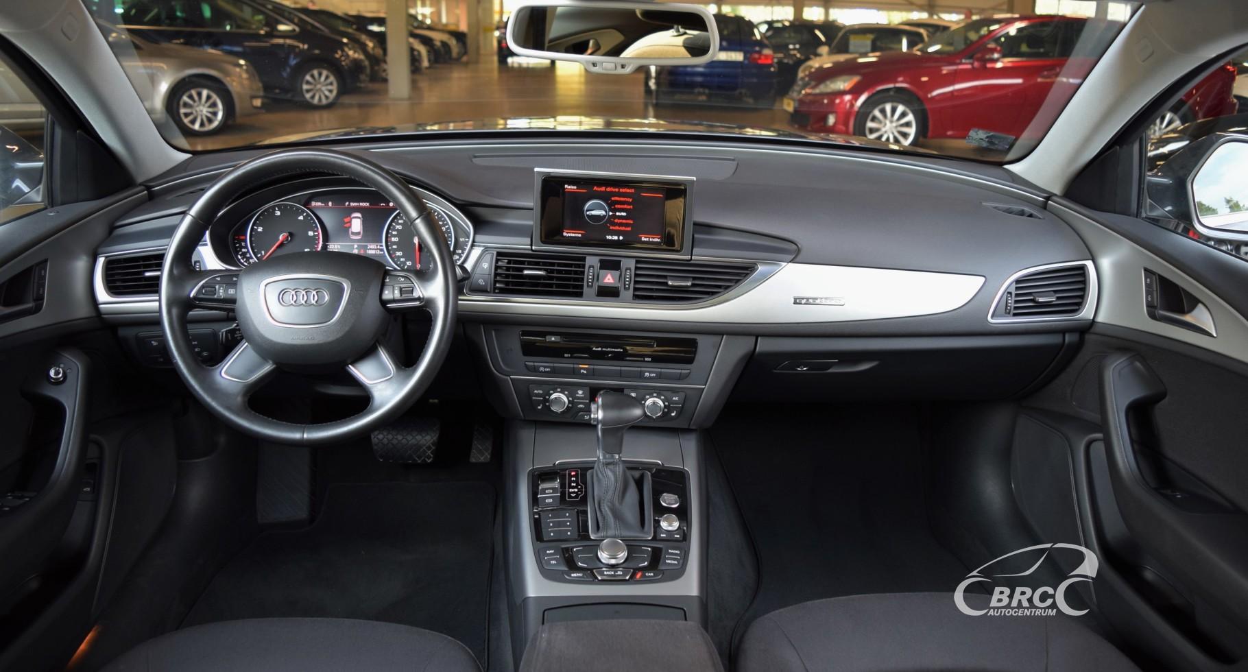 Audi A6 Avant V6 TDI Quattro