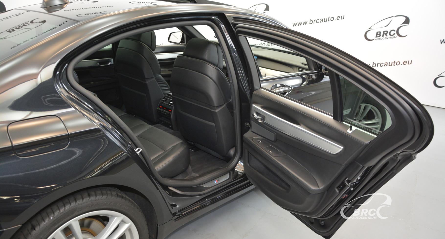 BMW 740 d M-paket Automatas