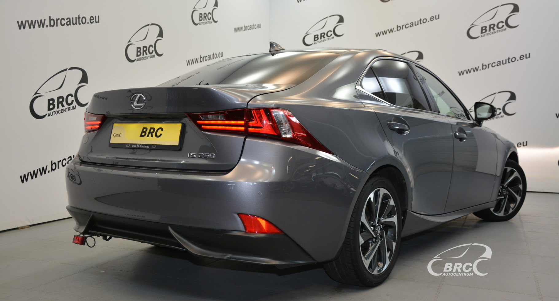 Lexus IS 250 Automatas