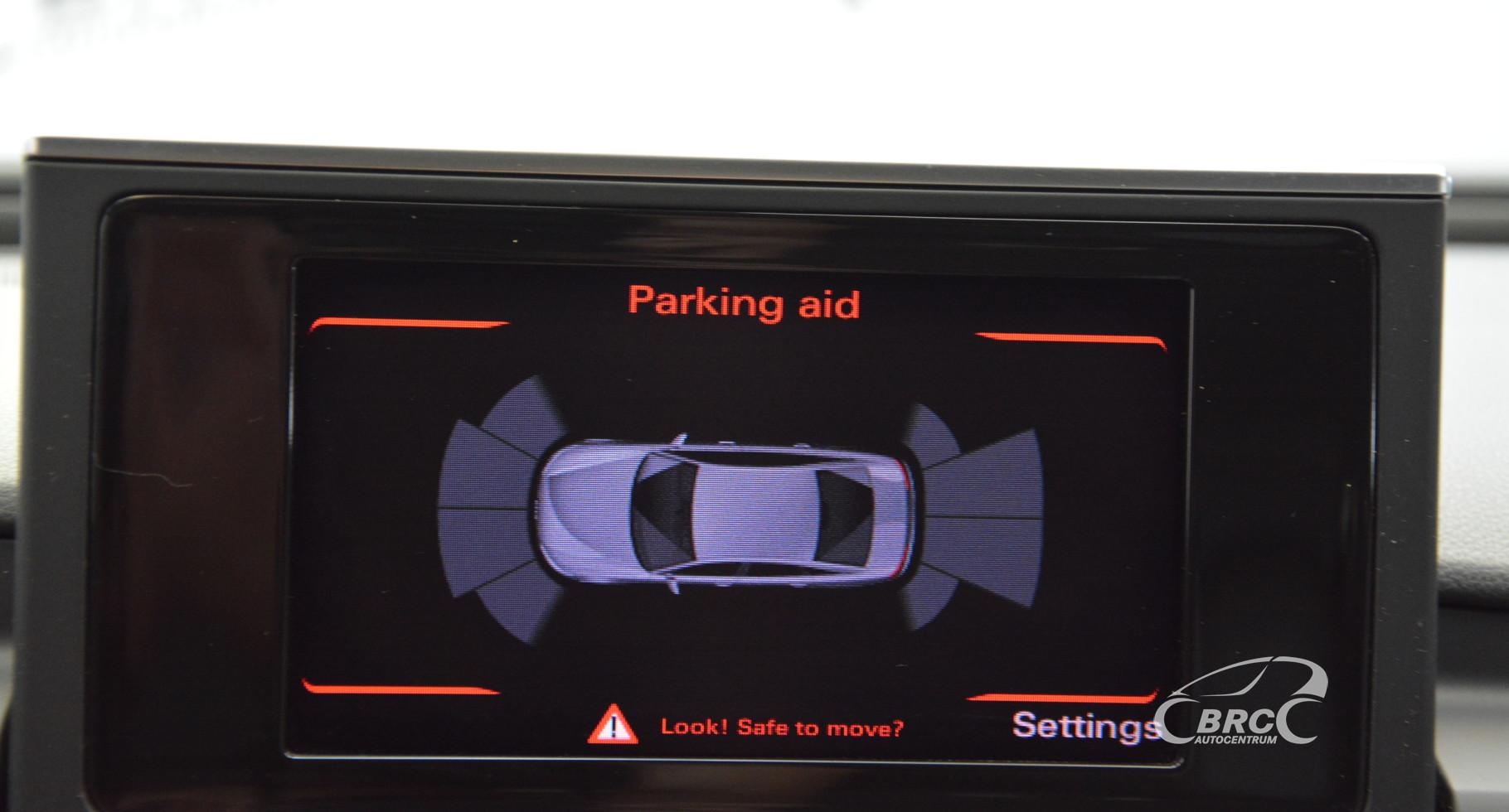 Audi A6 2.8 Quattro Automatas