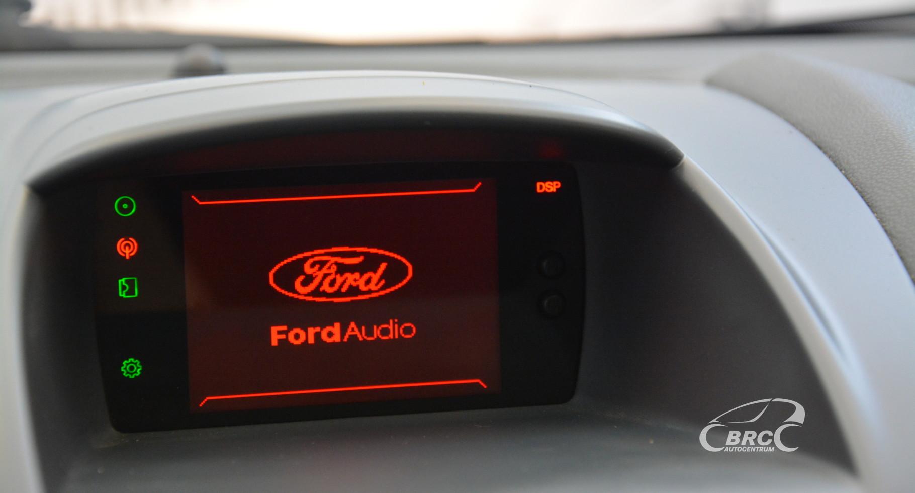 Ford Fiesta 1.6 TDCi