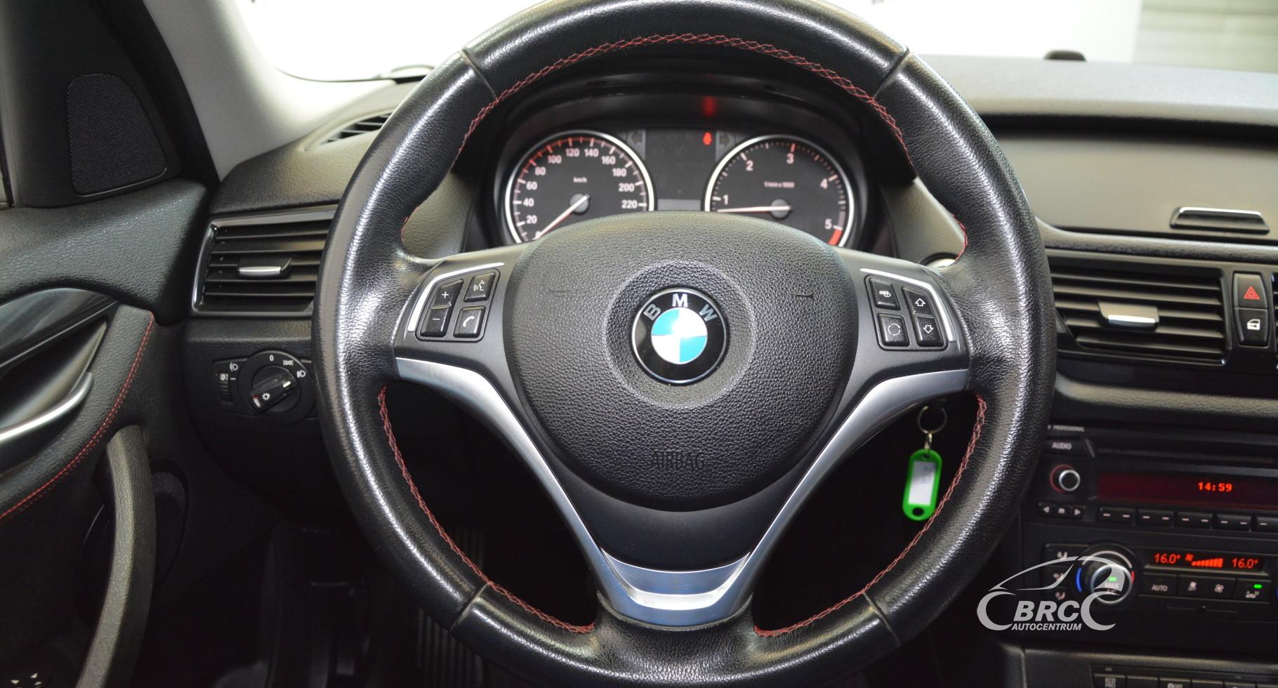 BMW X1 sDrive18d Automatas