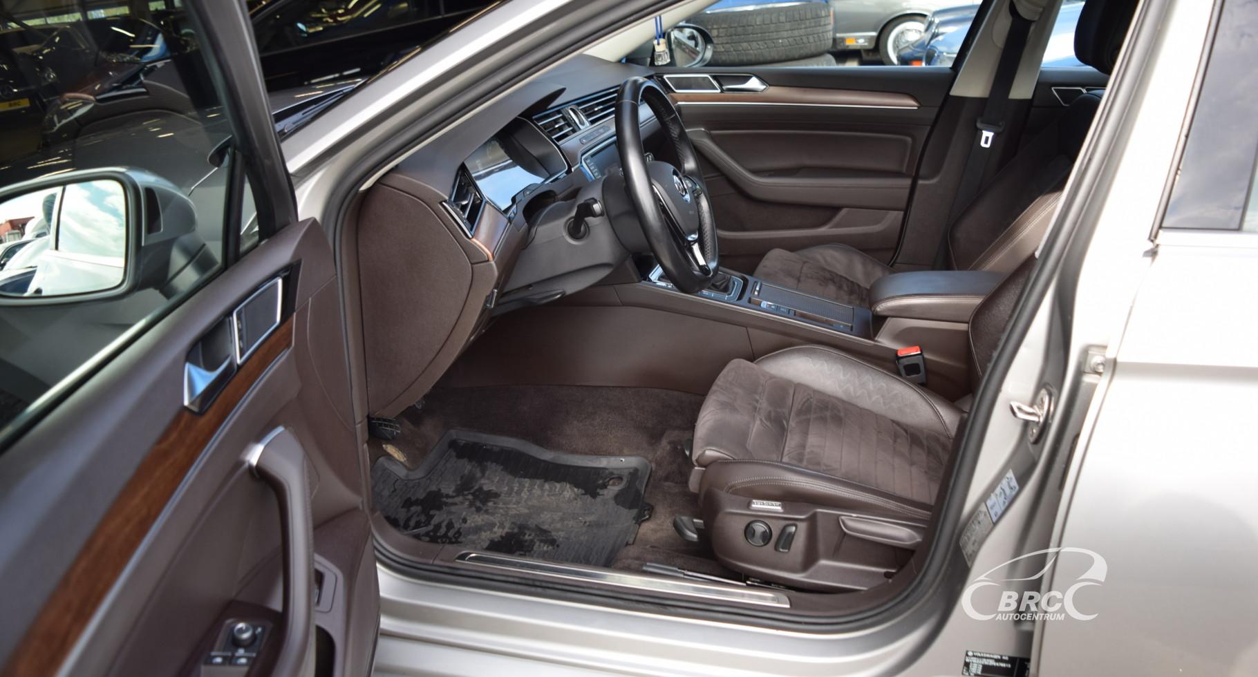 Volkswagen Passat Variant TDi M/T