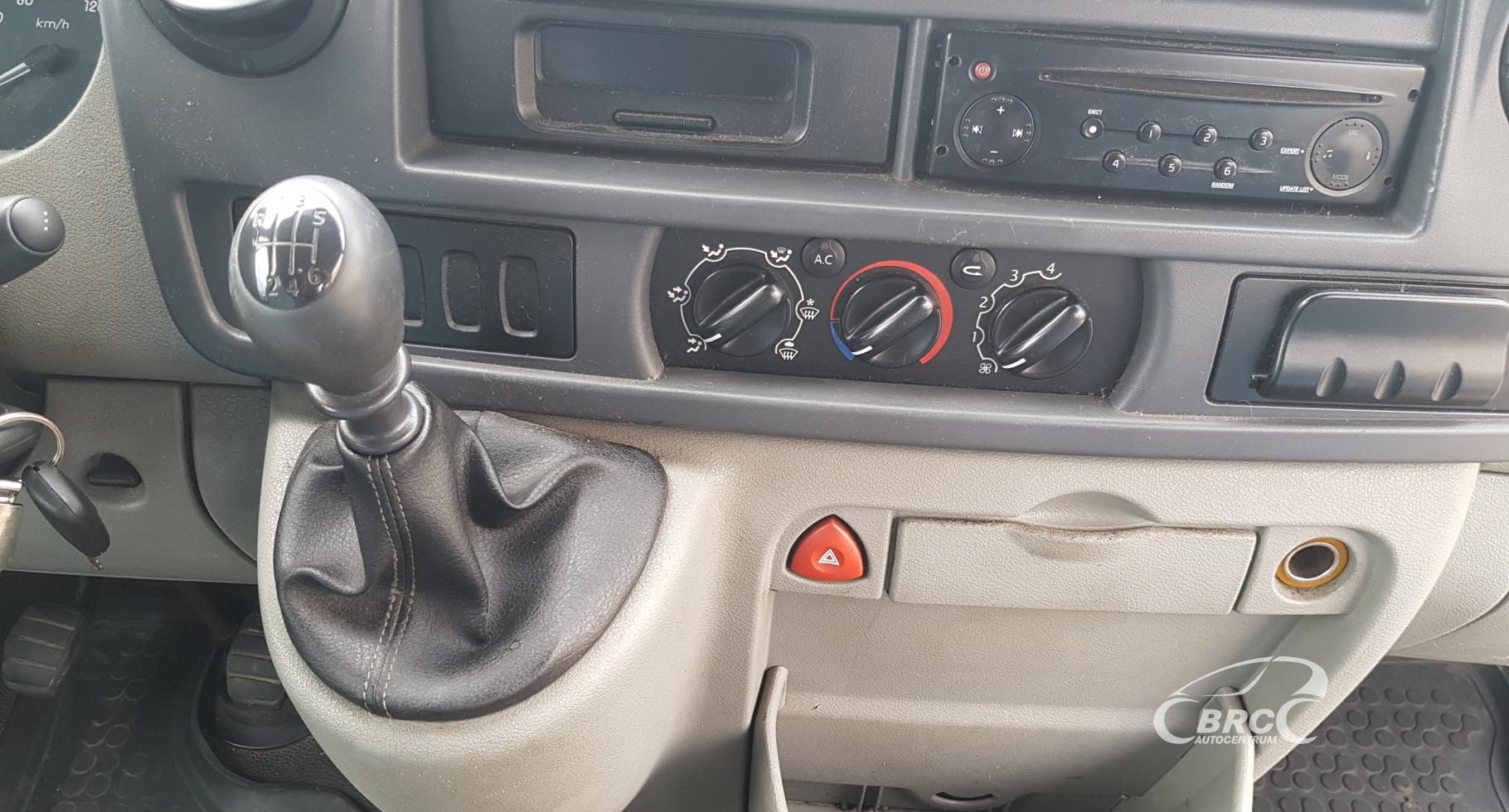 Renault Master kemper