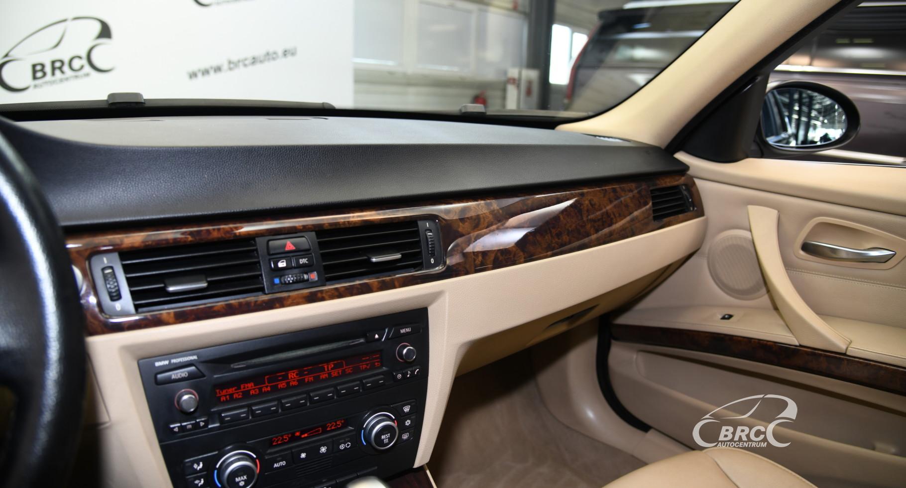 BMW 330 xd Automatas