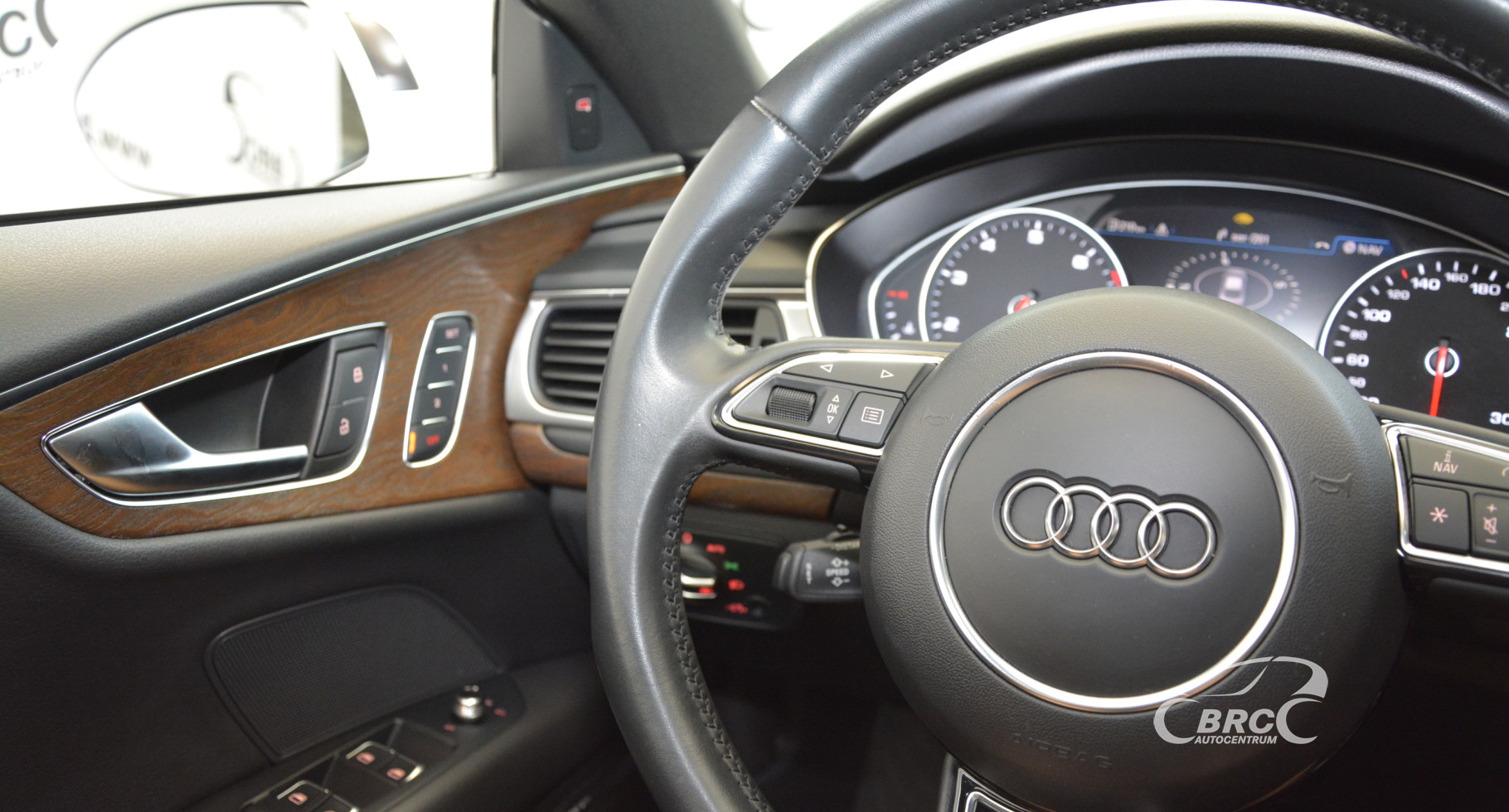 Audi A7 3.0T Supercharged Qauttro Automatas