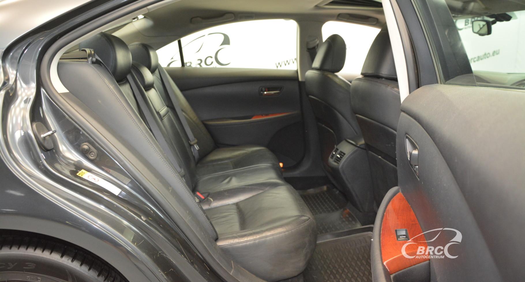 Lexus ES 350 Automatas