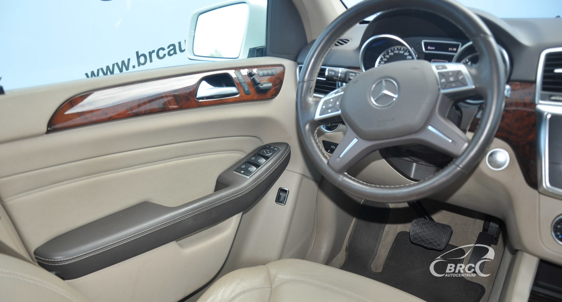 Mercedes-Benz ML 350 3.5 Automatas