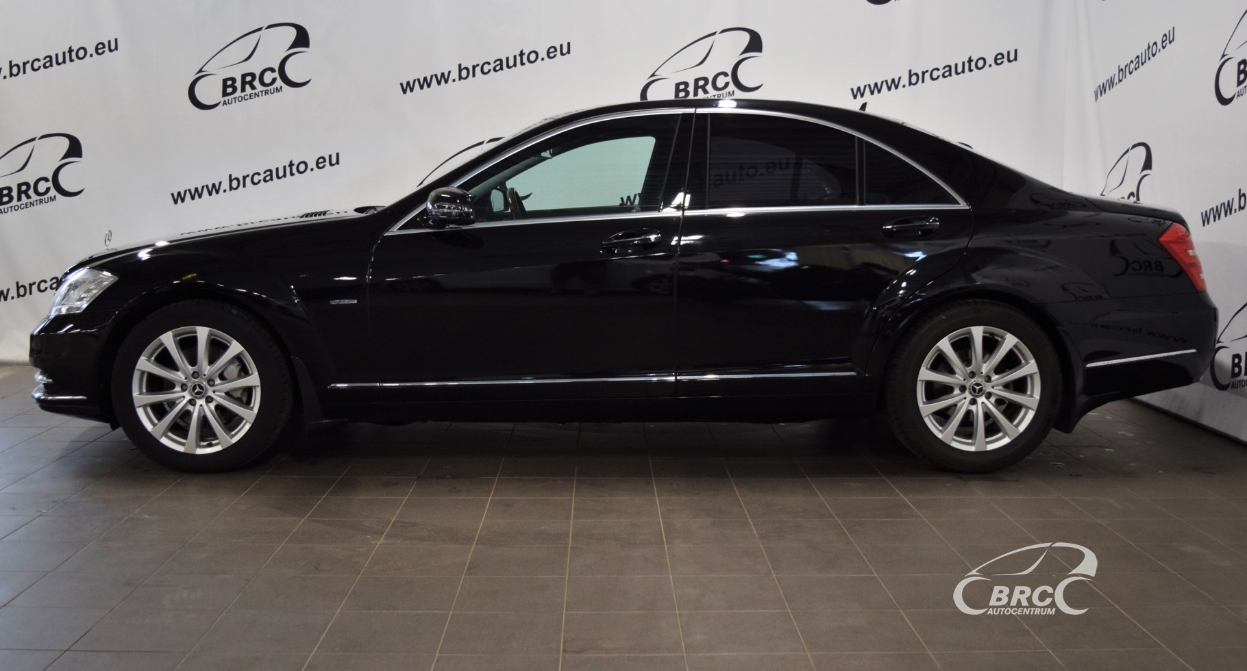 Mercedes-Benz S 350 D V6 Blueefficiency