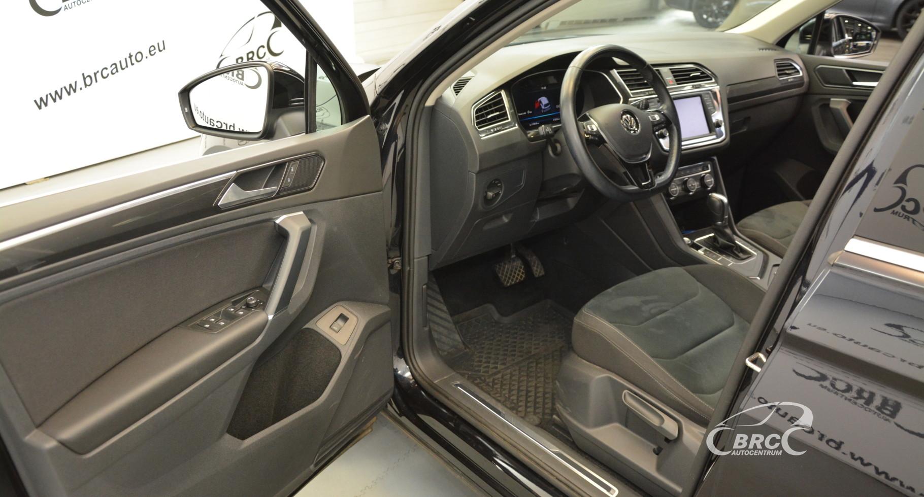 Volkswagen Tiguan 1.4 TSI Automatas