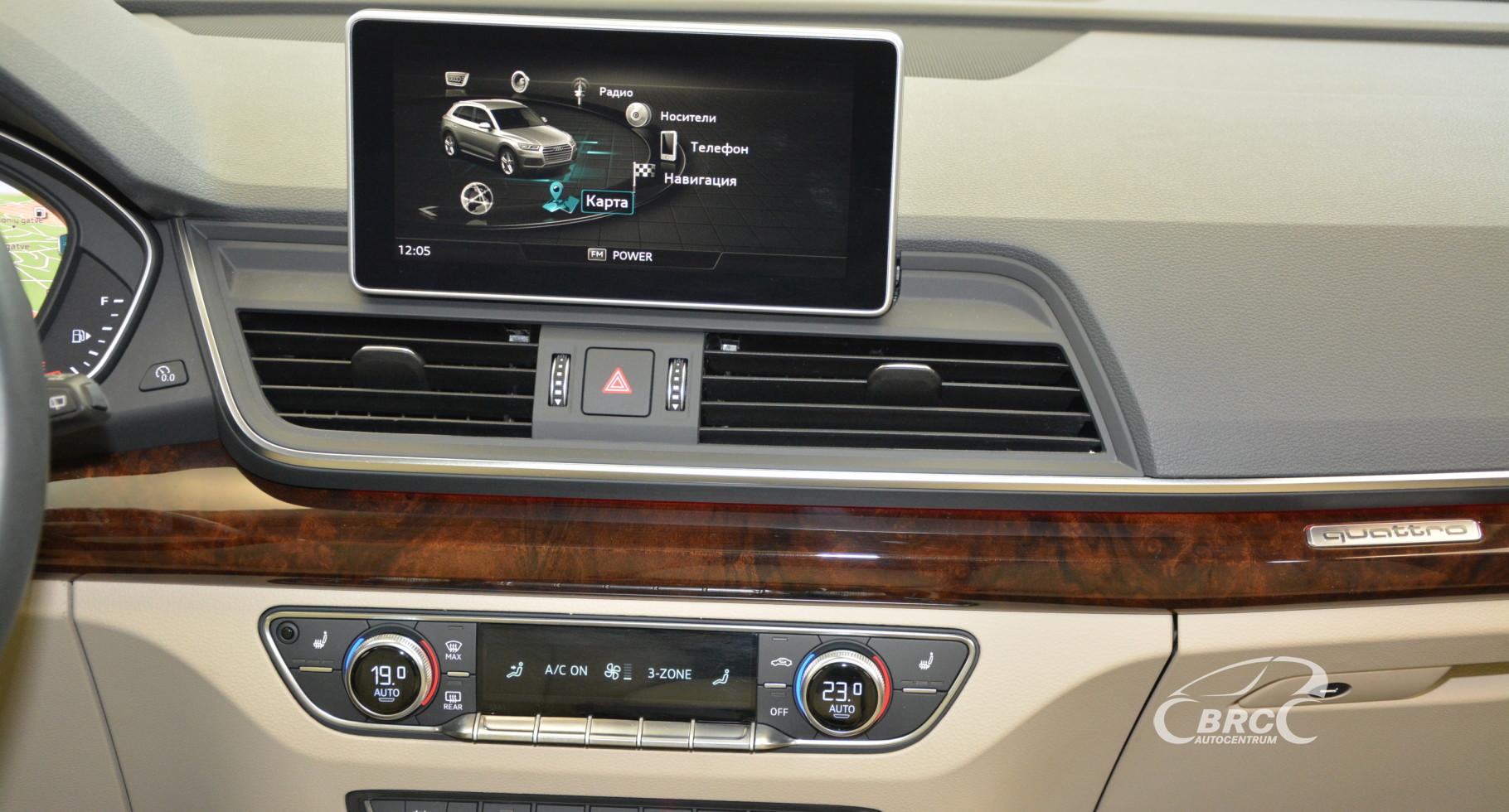 Audi Q5 2.0 TSI Quattro Prestige