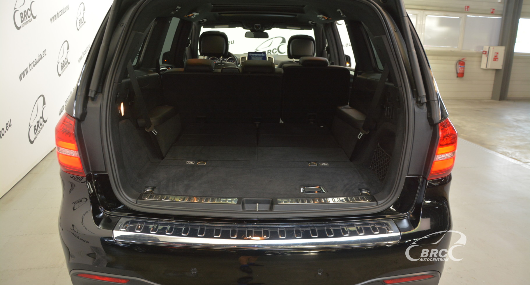 Mercedes-Benz GLS 550 4Matic Automatas