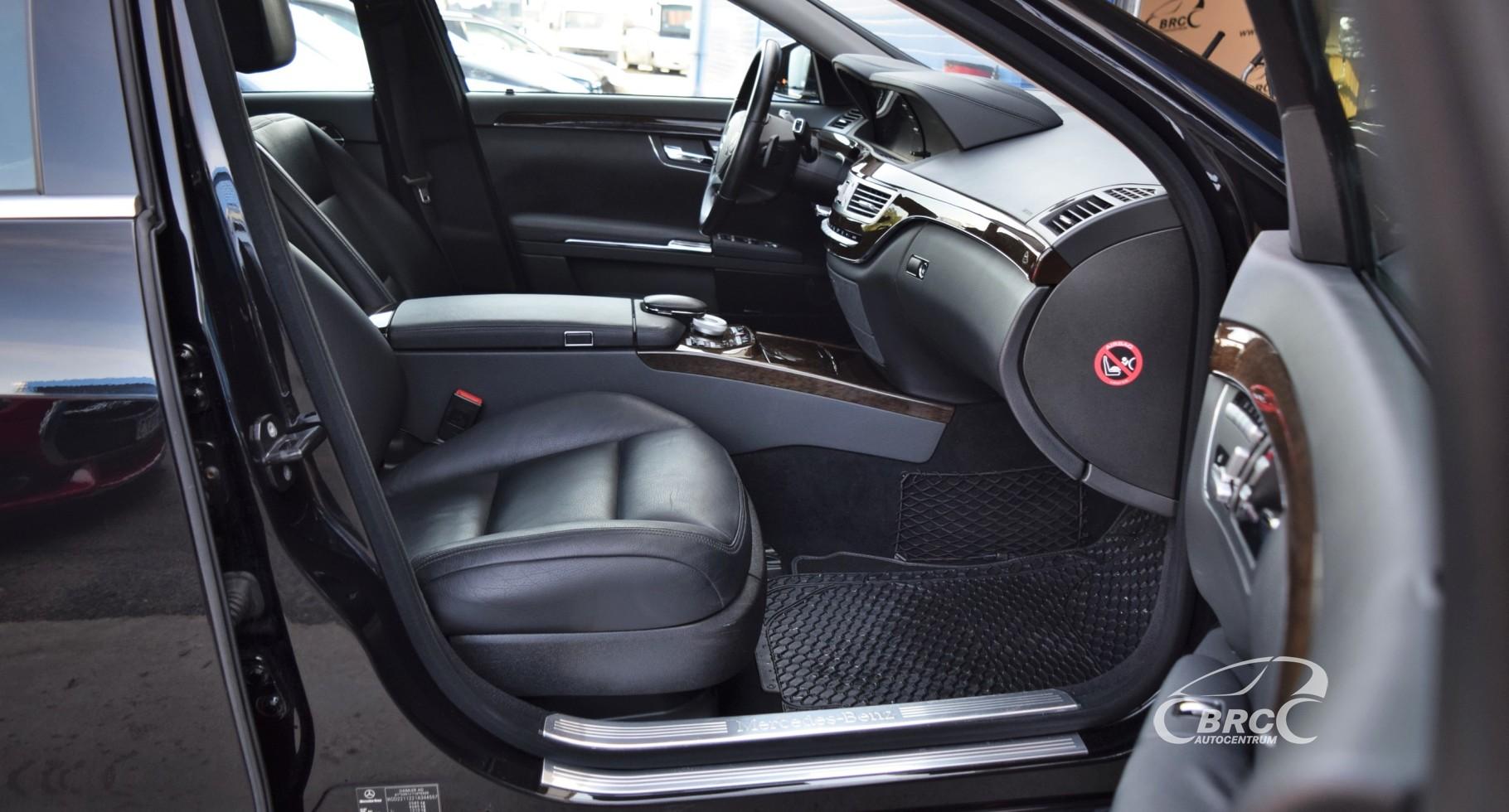 Mercedes-Benz S 350 CDi V6 BlueEfficiency