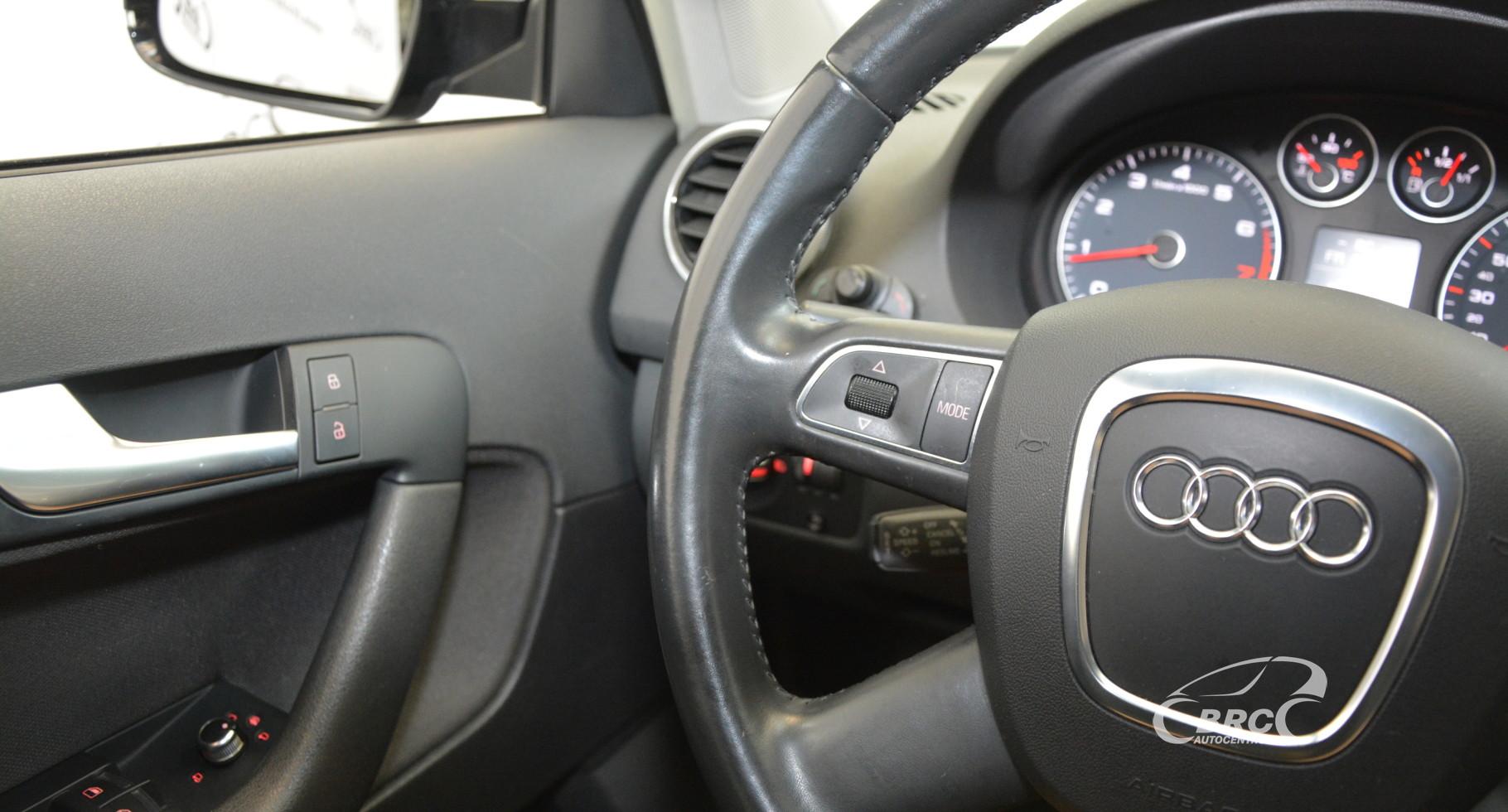 Audi A3 1.2 TFSI Sportback Automatas