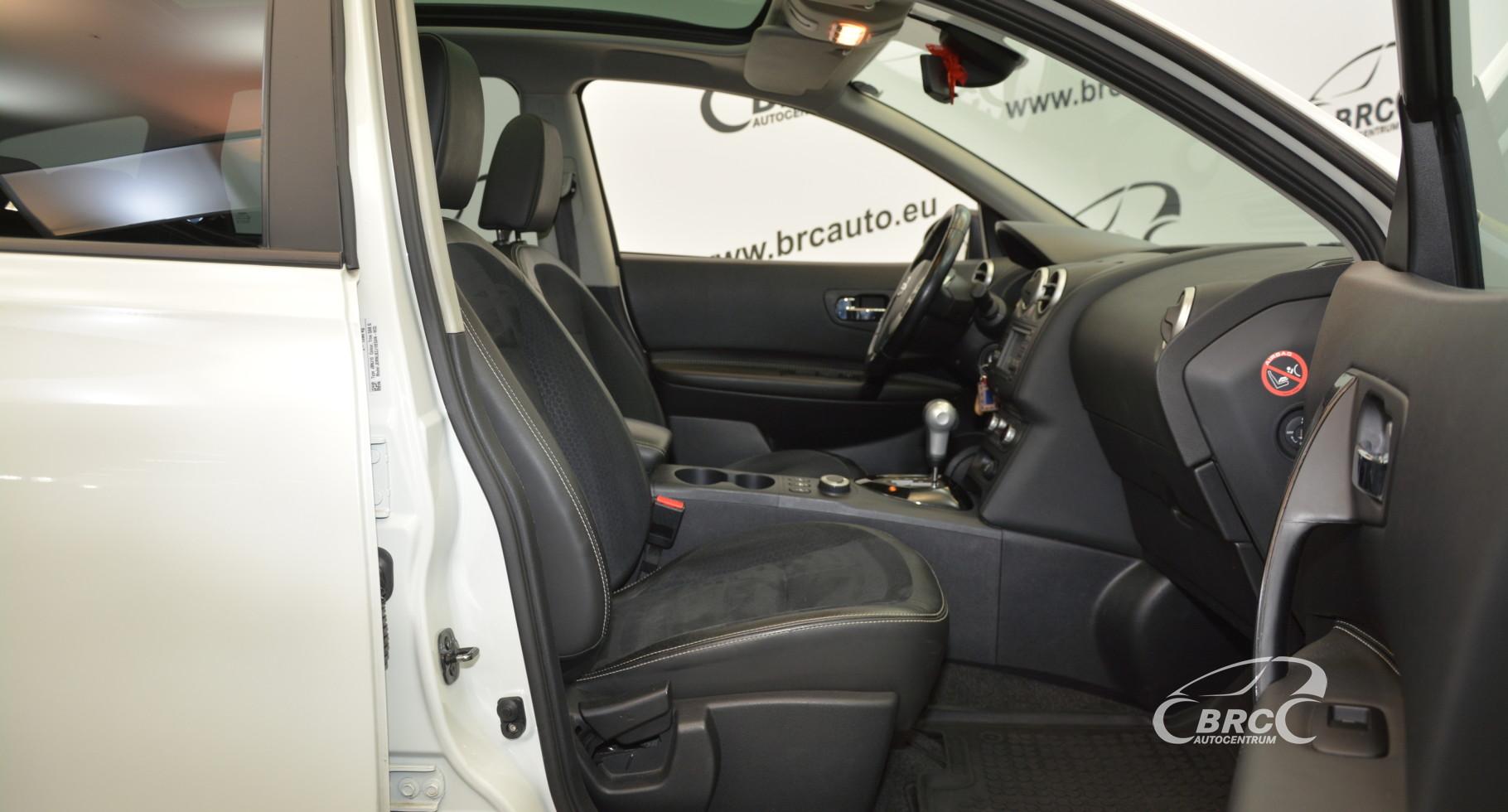 Nissan Qashqai+2 2.0i 4WD Acenta Automatas
