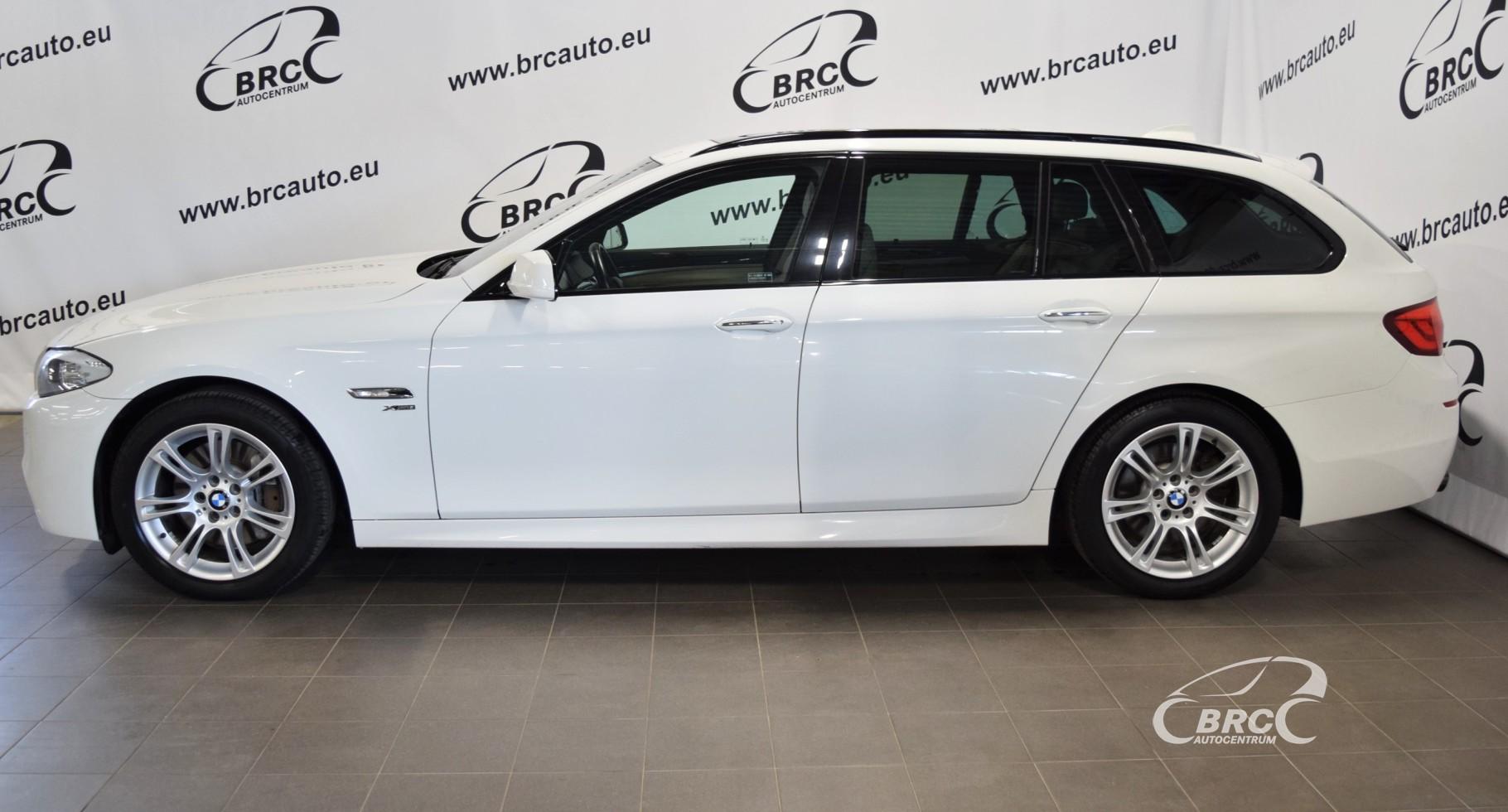BMW 525 Touring X drive M-Paket