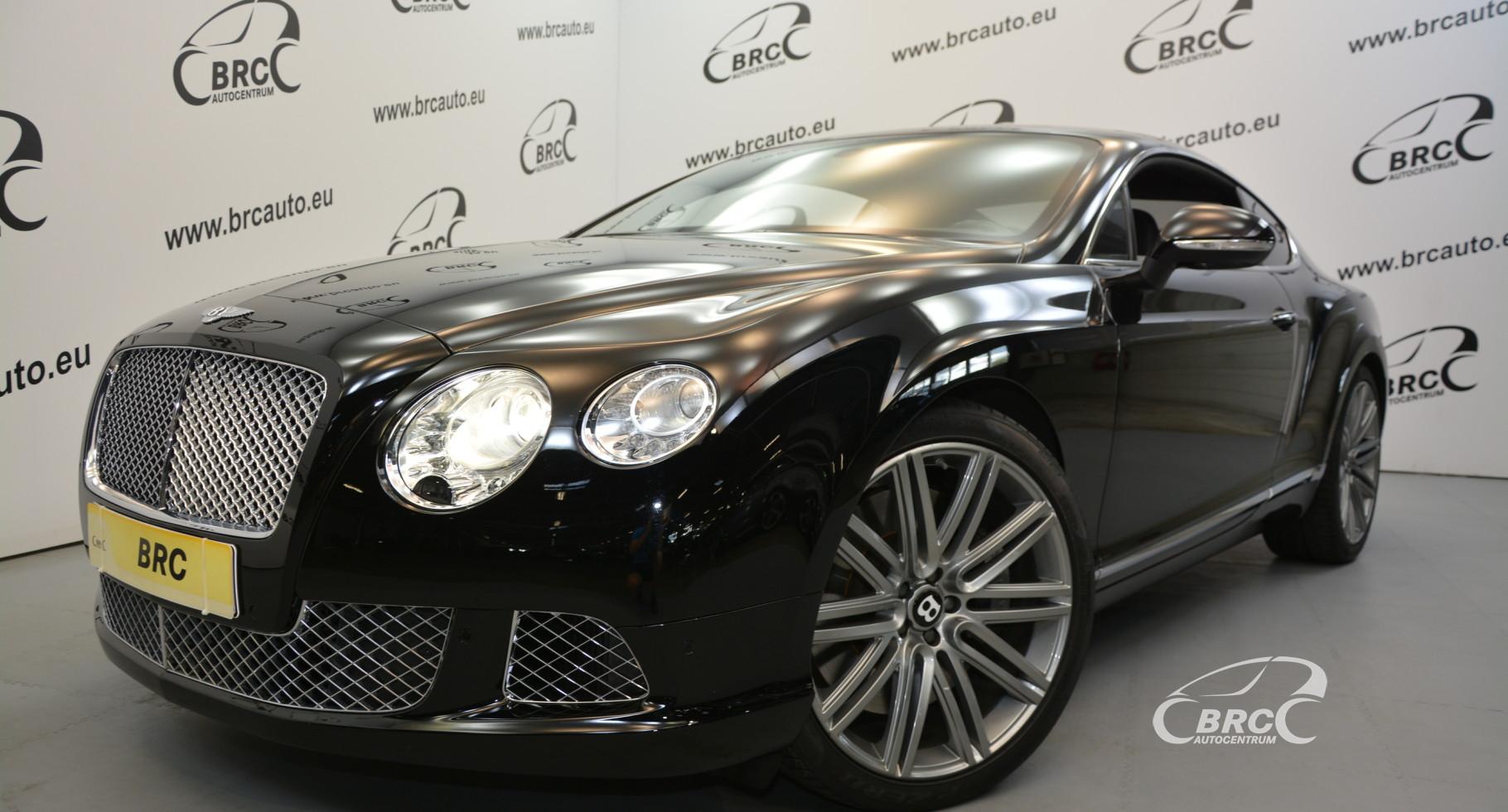 Bentley Continental Speed 6.0 AWD