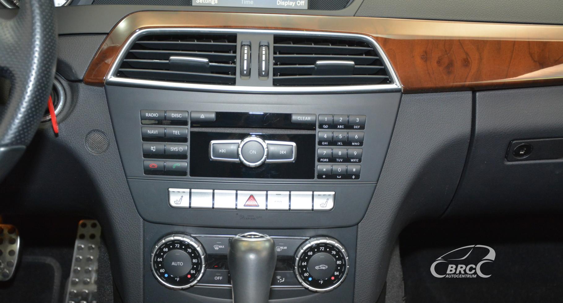 Mercedes-Benz C 300 4 Matic Sport Automatas
