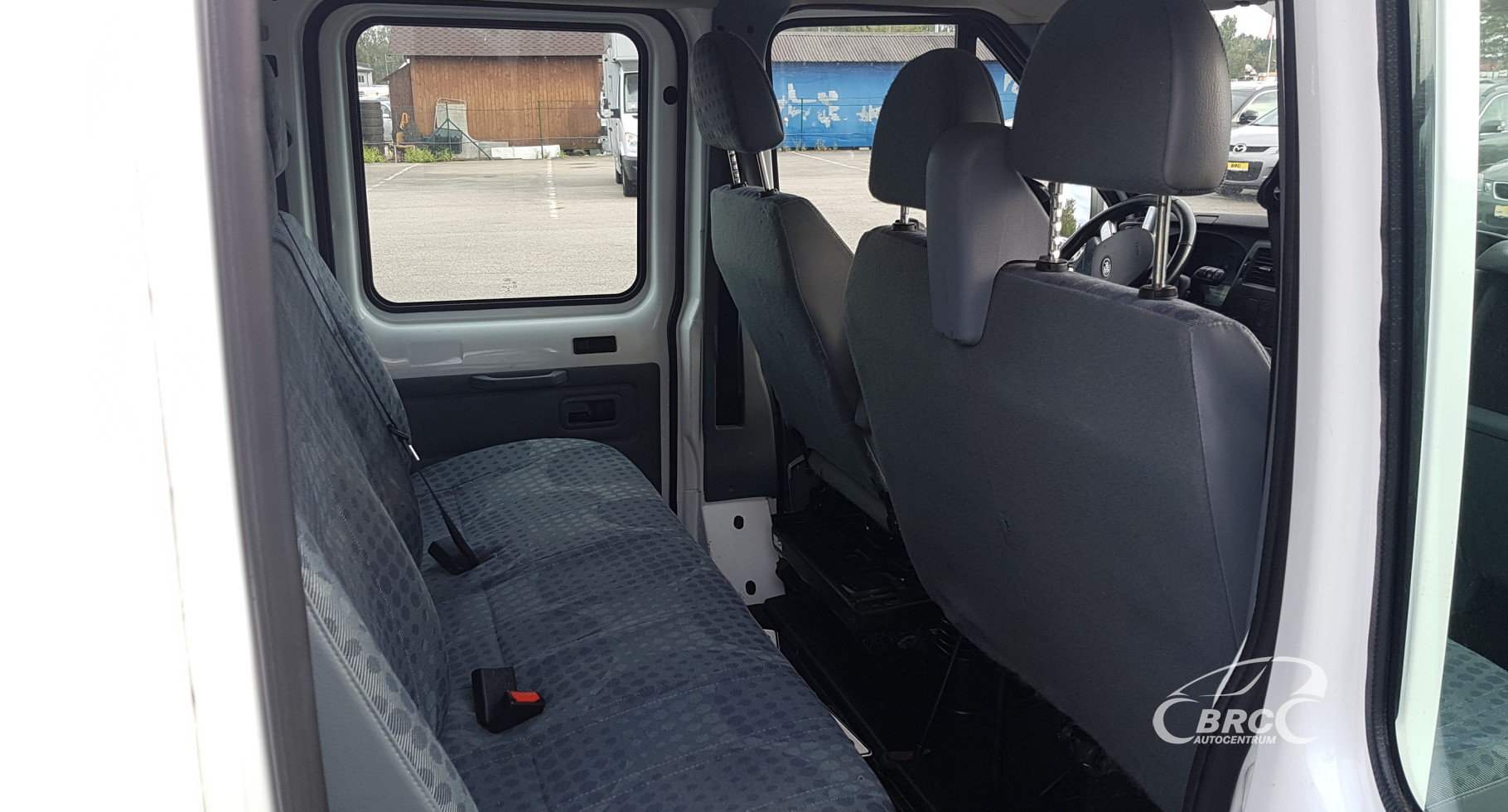 Ford Transit 6 vietas