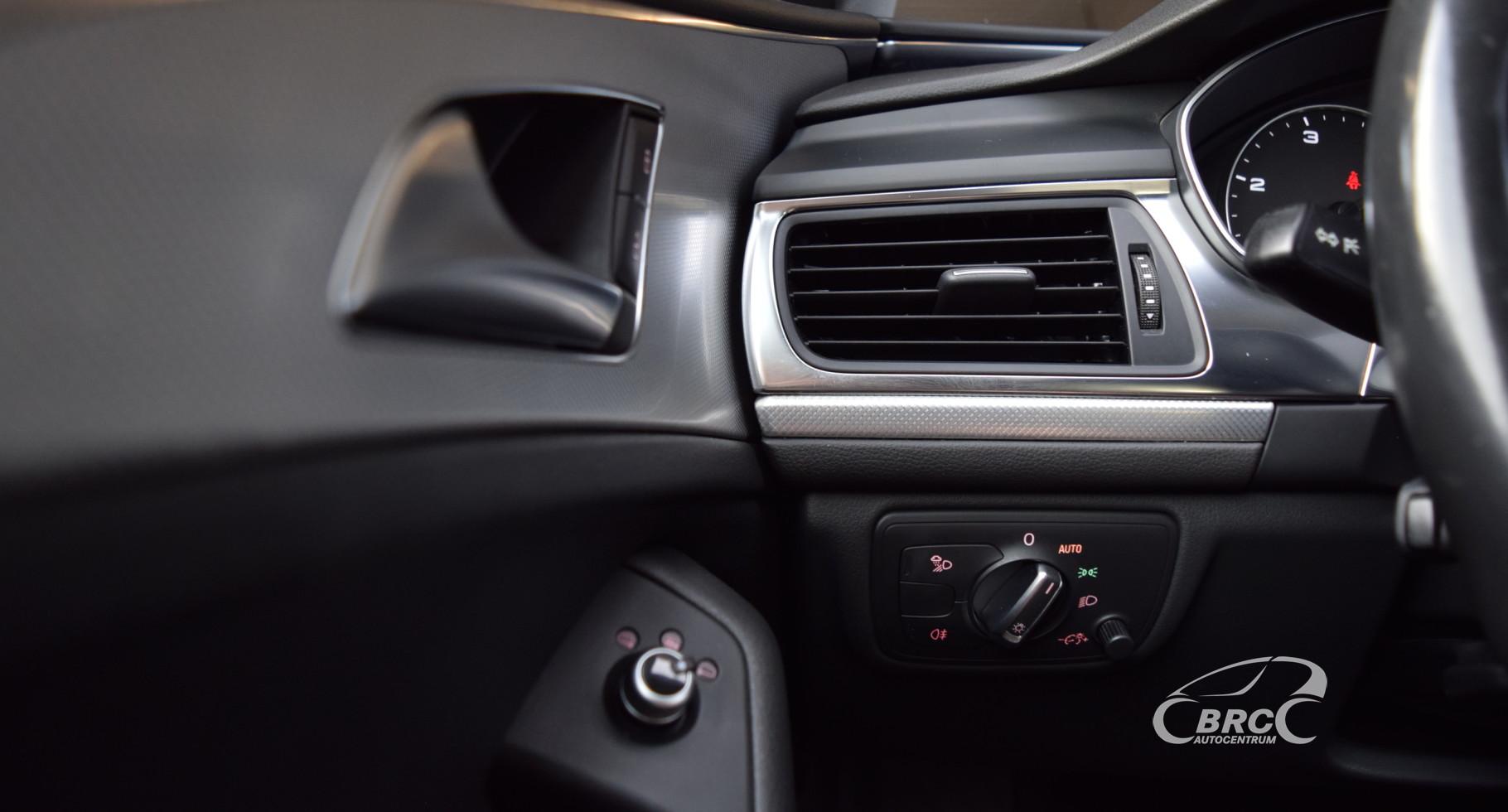 Audi A6 Avant TDi A/T