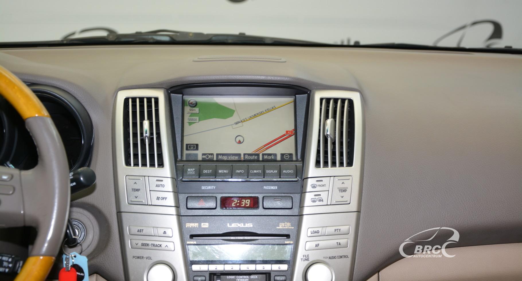 Lexus RX 350 3.5 VVT-i AWD Automatas