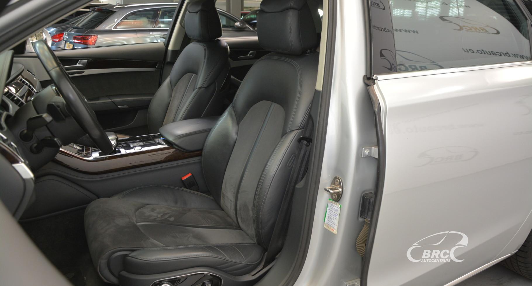 Audi A8 4.2 TDI Quattro Automatas