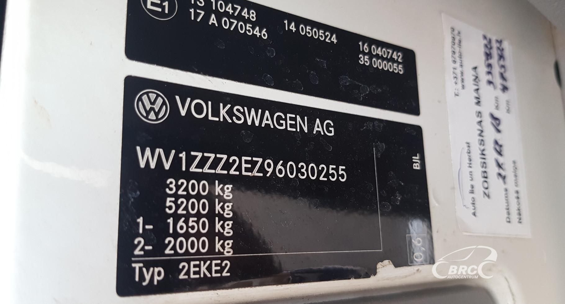 Volkswagen Crafter Maxi