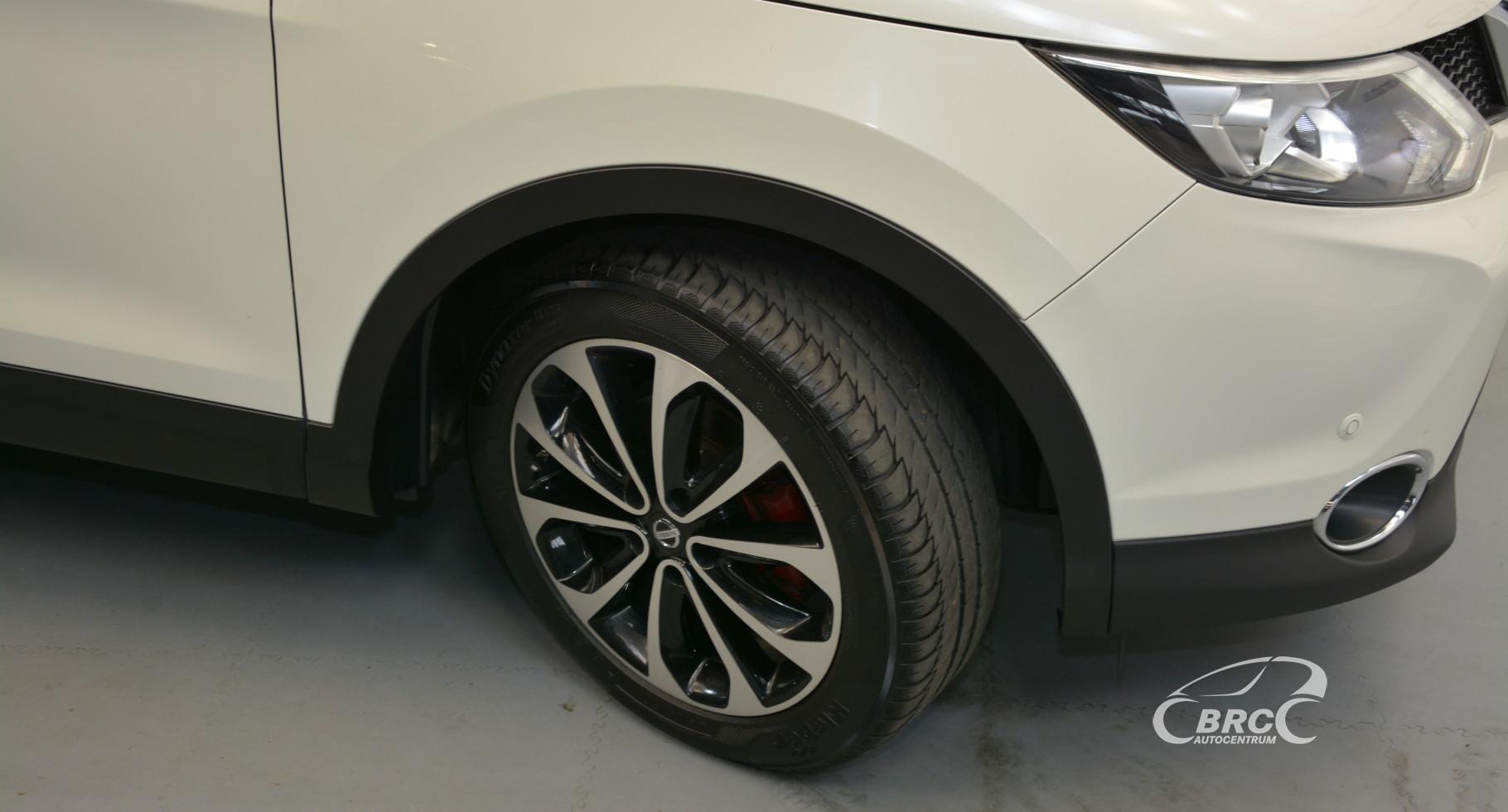 Nissan Qashqai 1.6 dCi FWD Automatas