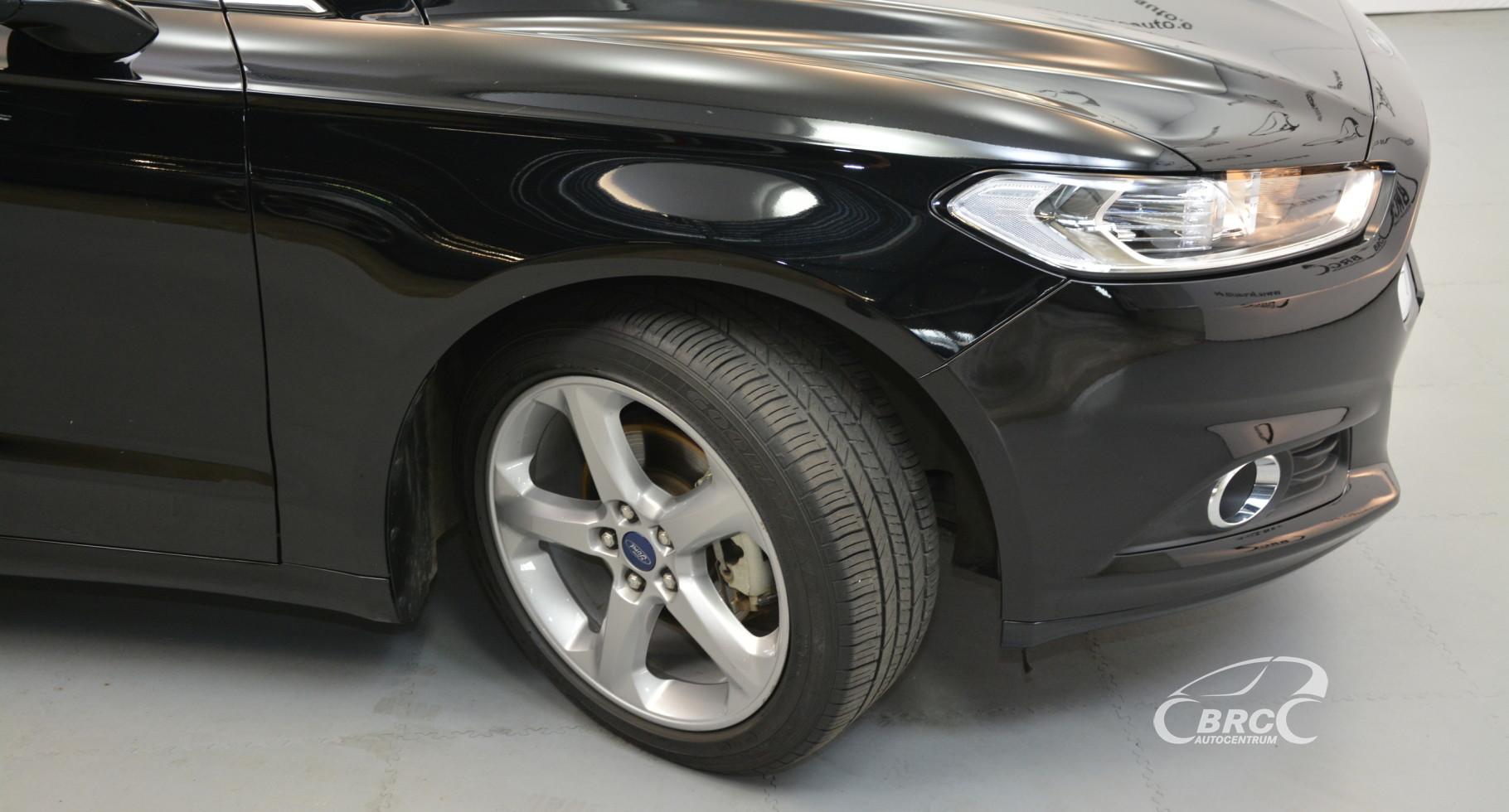 Ford Fusion 2.0i EcoBoost SE Automatas