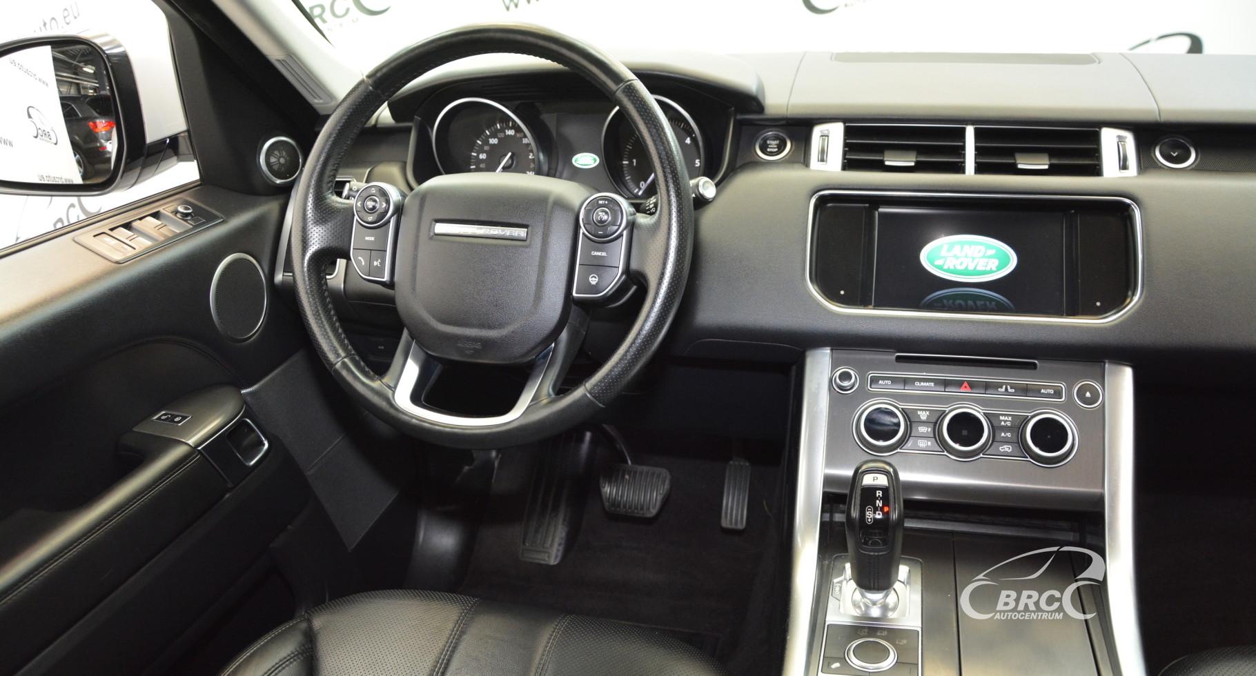 Land-Rover Range Rover Sport 3.0 Automatas