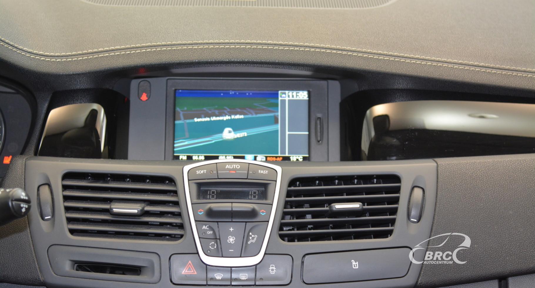 Renault Laguna 2.0 dci Initiale Paris Automatas