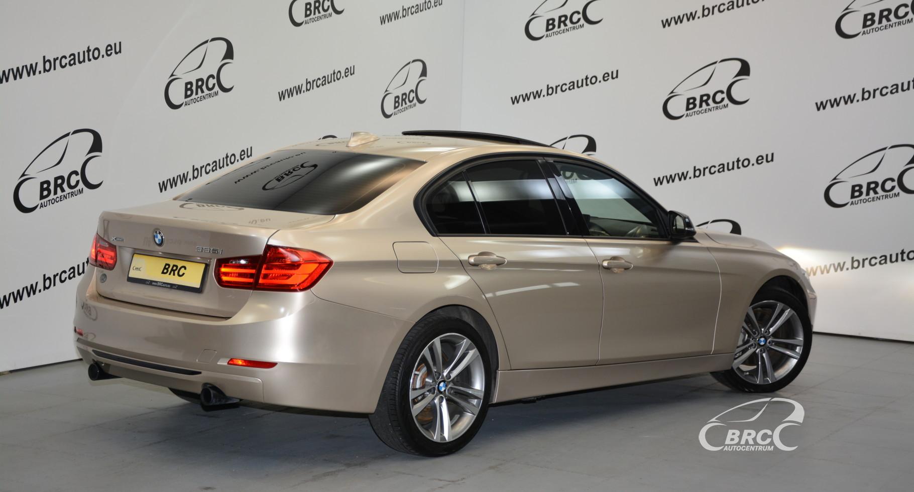 BMW 335 i xDrive Sport Automatas