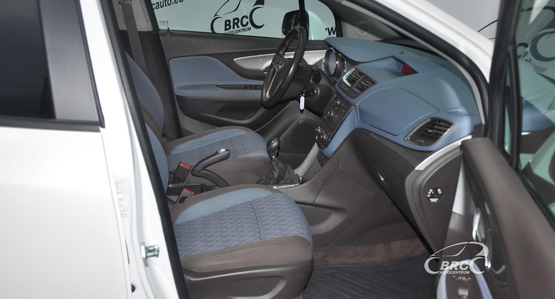 Opel Mokka 1.4 EcoTec Turbo 4x4