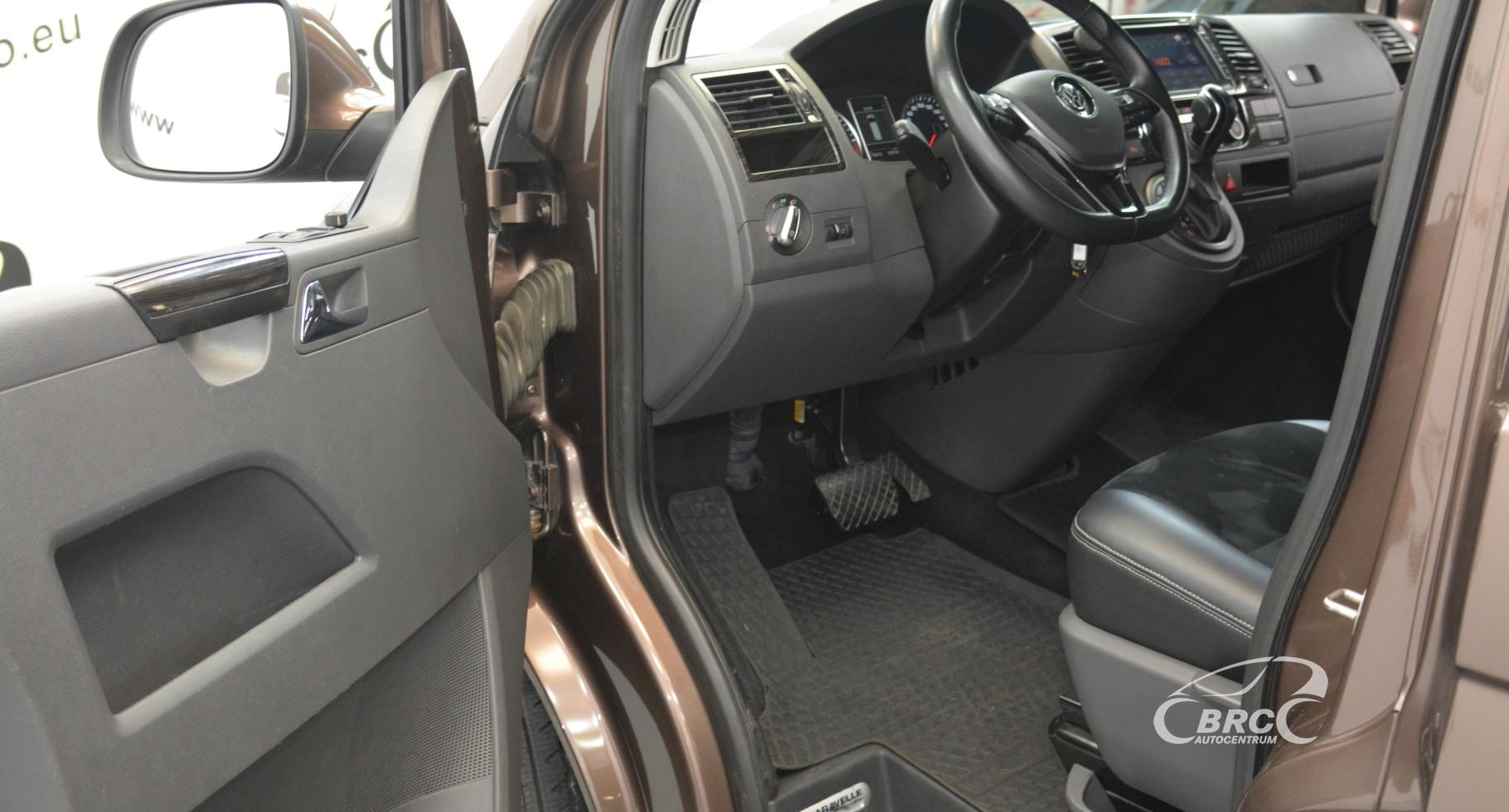 Volkswagen Caravelle 2.0 TDI 4Motion Automatas