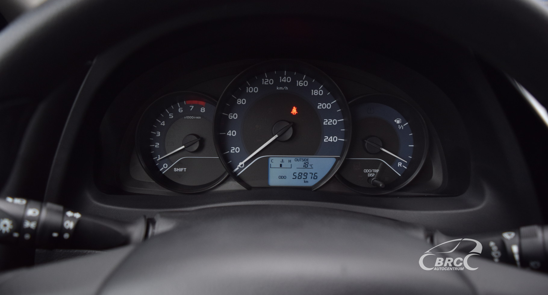 Toyota Corolla Valvematic